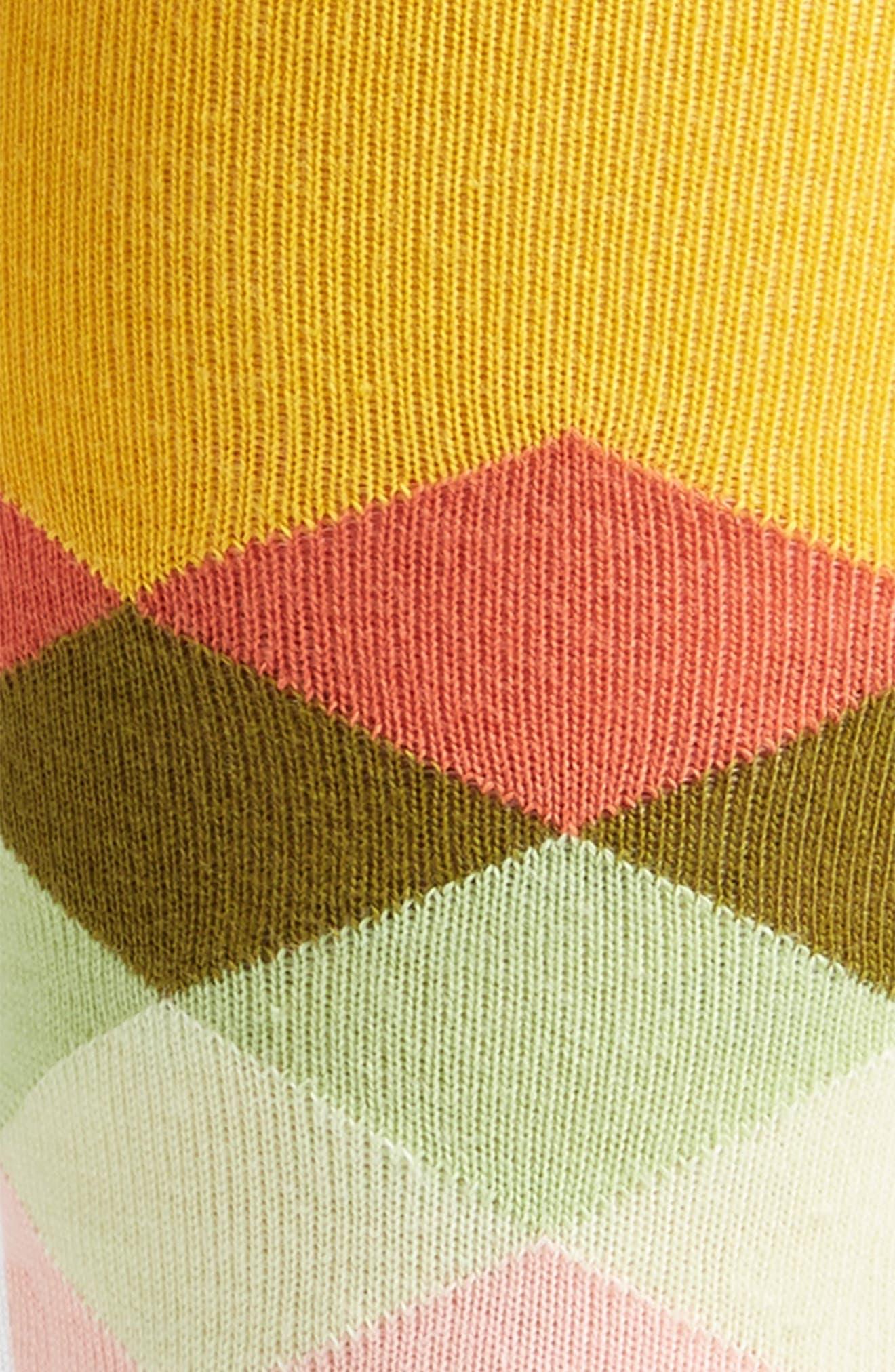 Alternate Image 2  - Happy Socks Argyle Socks (3 for $30)