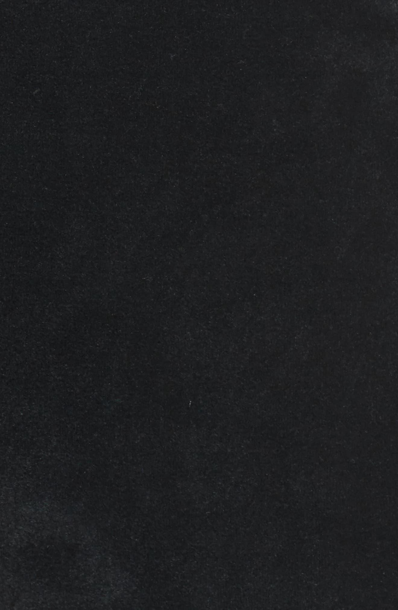 Alternate Image 6  - Nike Velour Drawstring Capri Pants