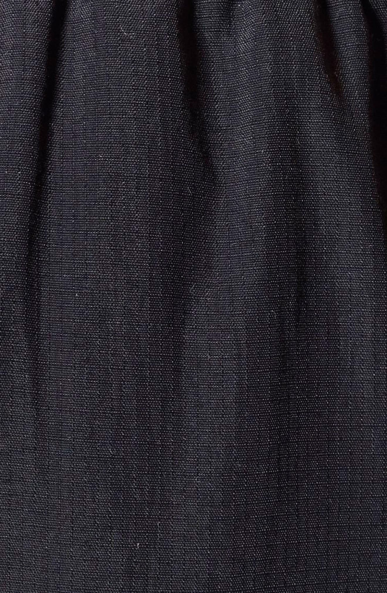 Originals Long Culottes,                             Alternate thumbnail 6, color,                             Black
