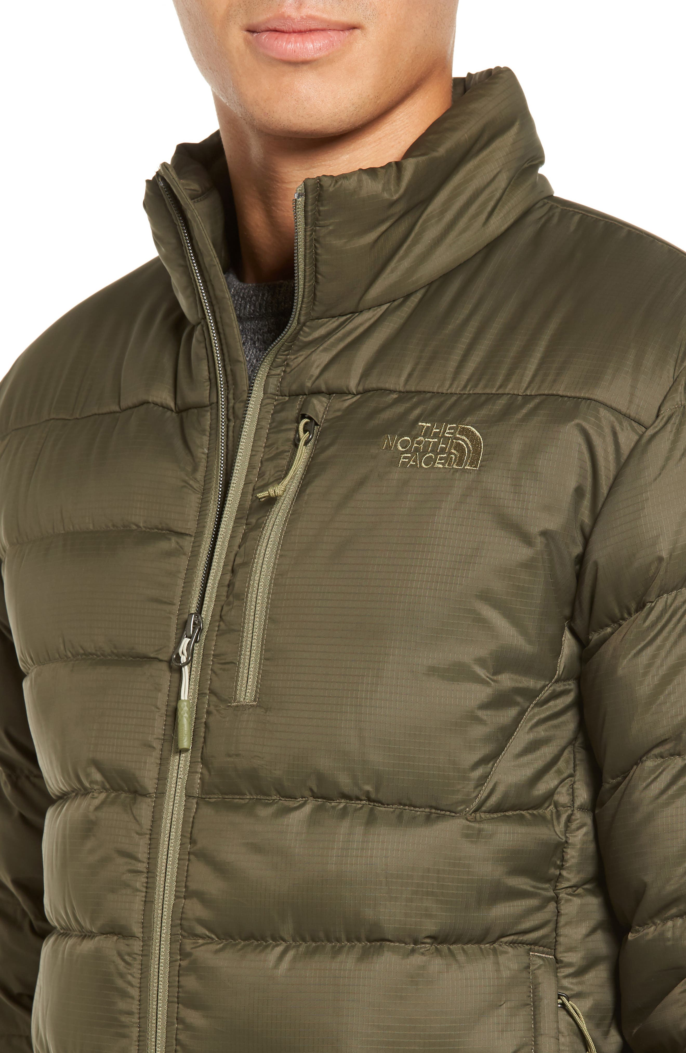 Alternate Image 4  - The North Face 'Aconcagua' Goose Down Jacket