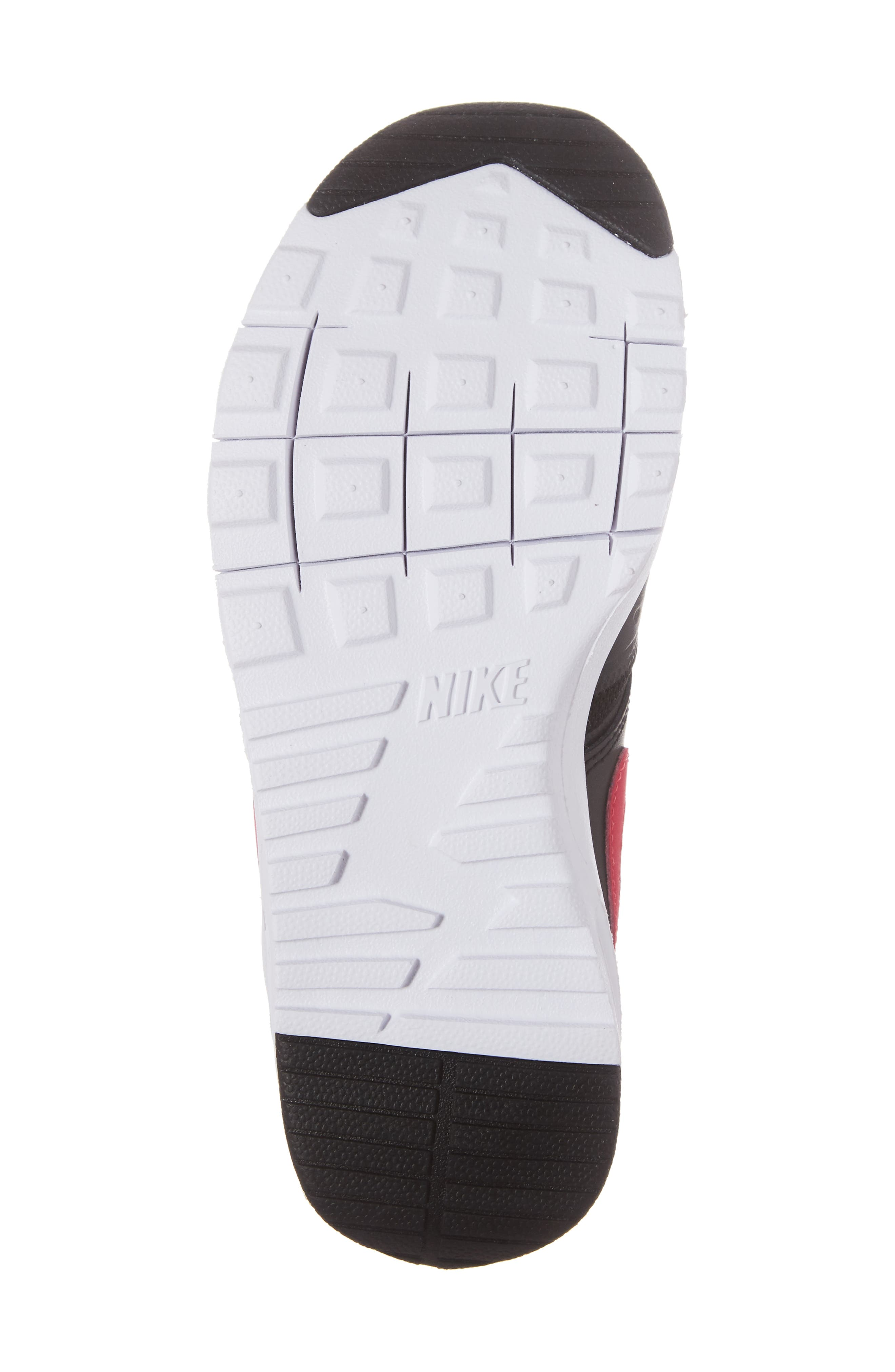 Air Max Vision Sneaker,                             Alternate thumbnail 6, color,                             Black/ Pink