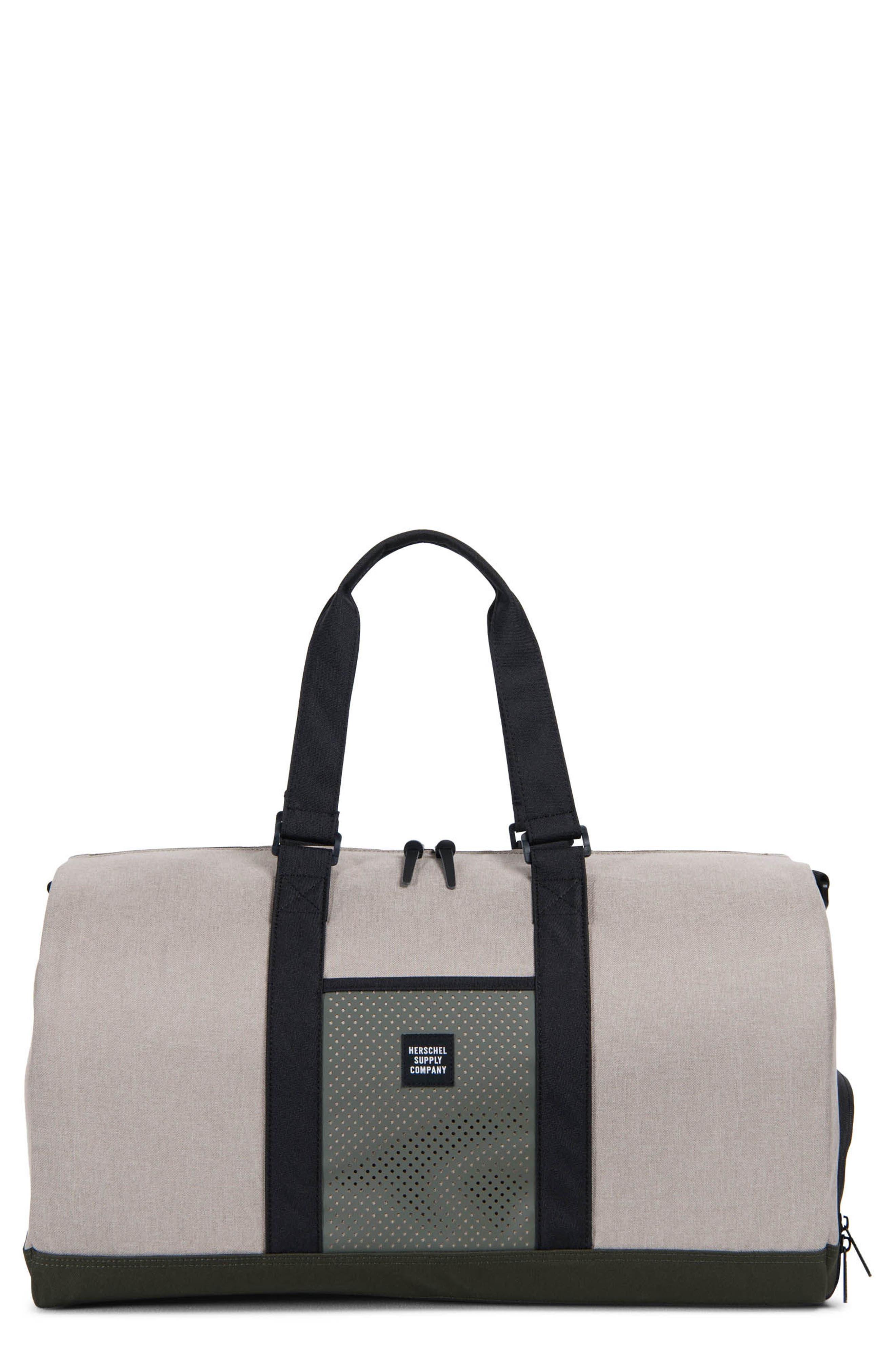 Alternate Image 1 Selected - Herschel Supply Co. 'Novel - Aspect' Duffel Bag