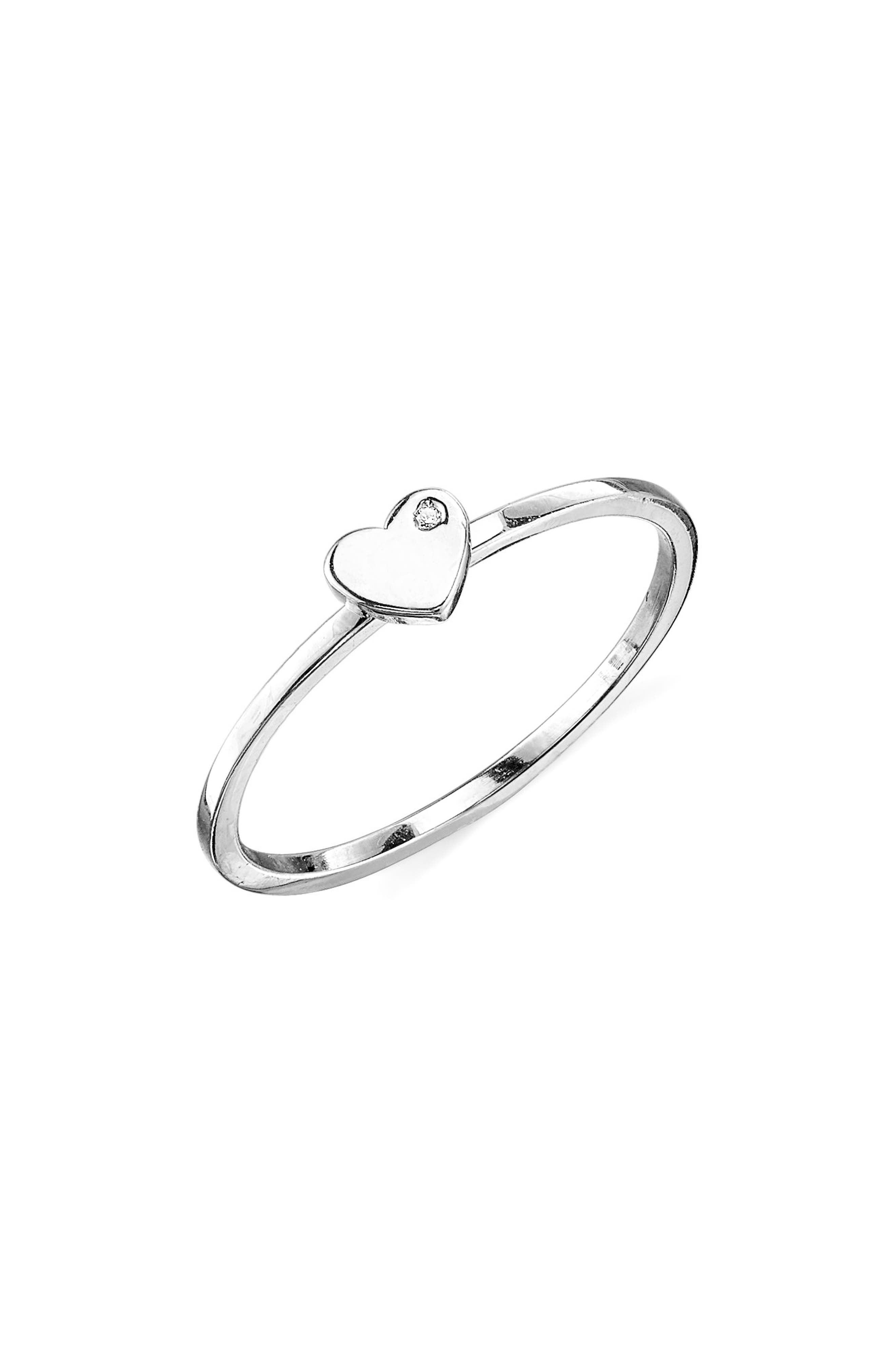 Shy by SE Heart Ring