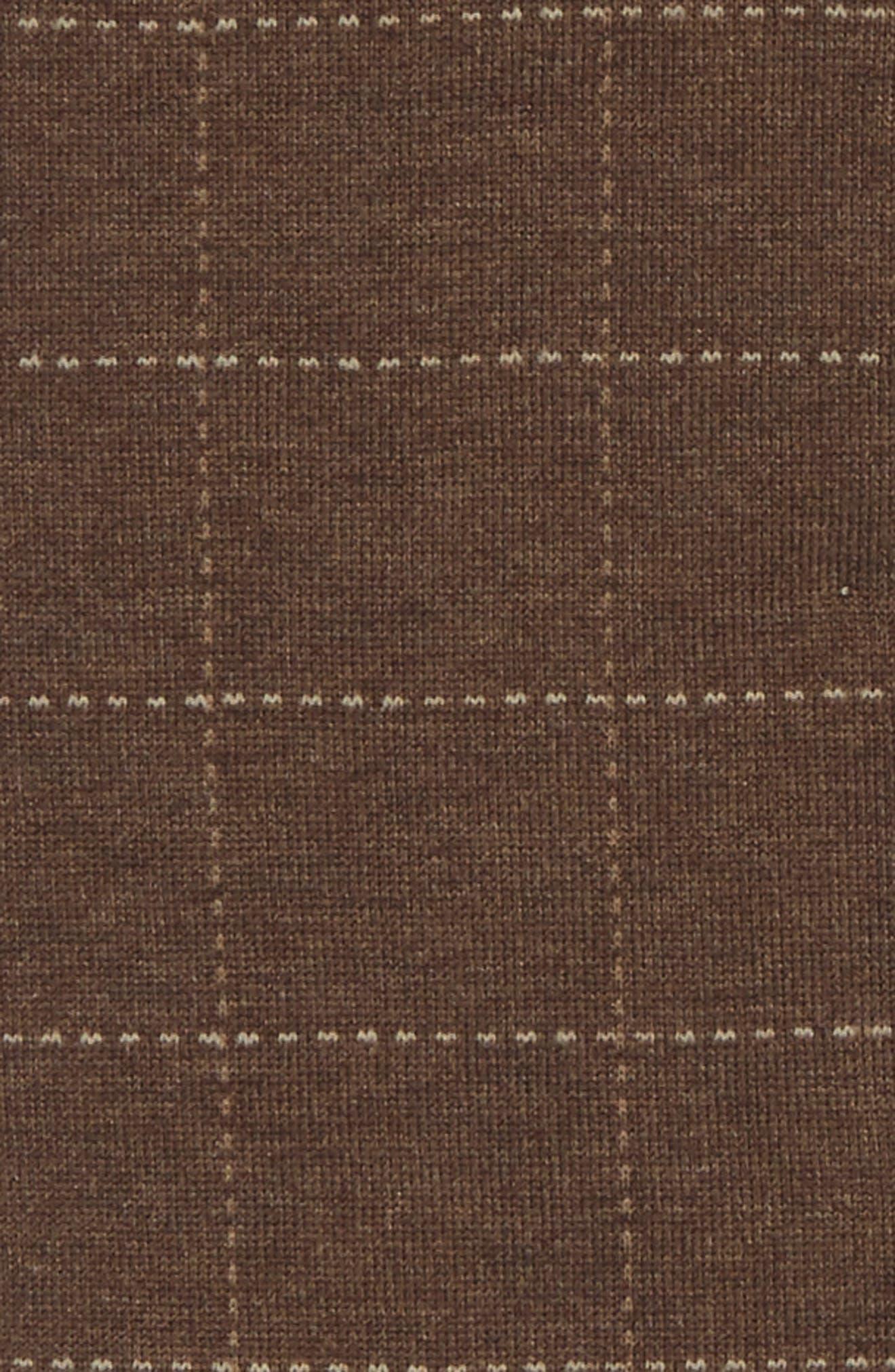 Alternate Image 2  - John W. Nordstrom® Broken Grid Socks