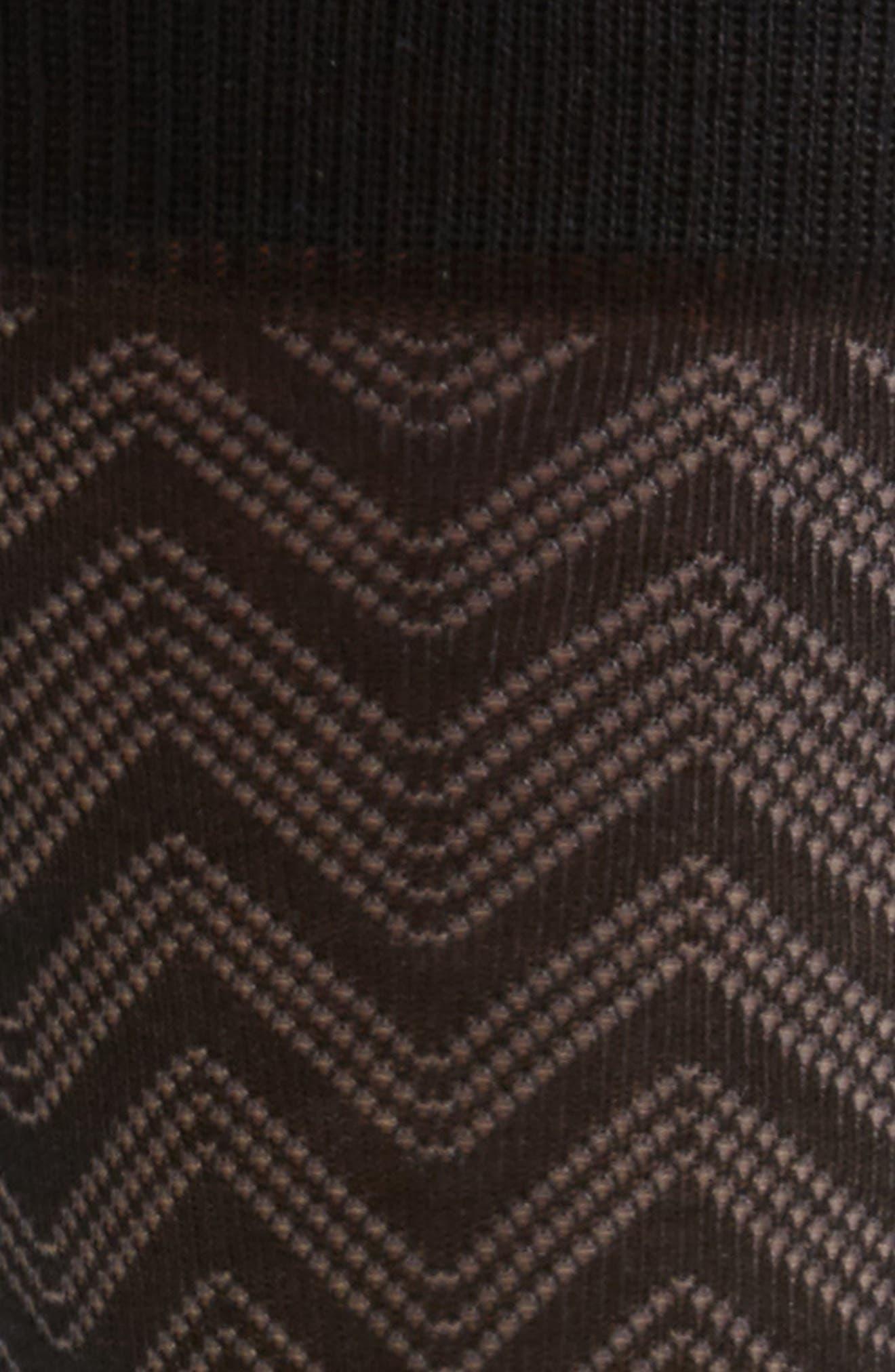 Alternate Image 2  - John W. Nordstrom® Chevron Socks
