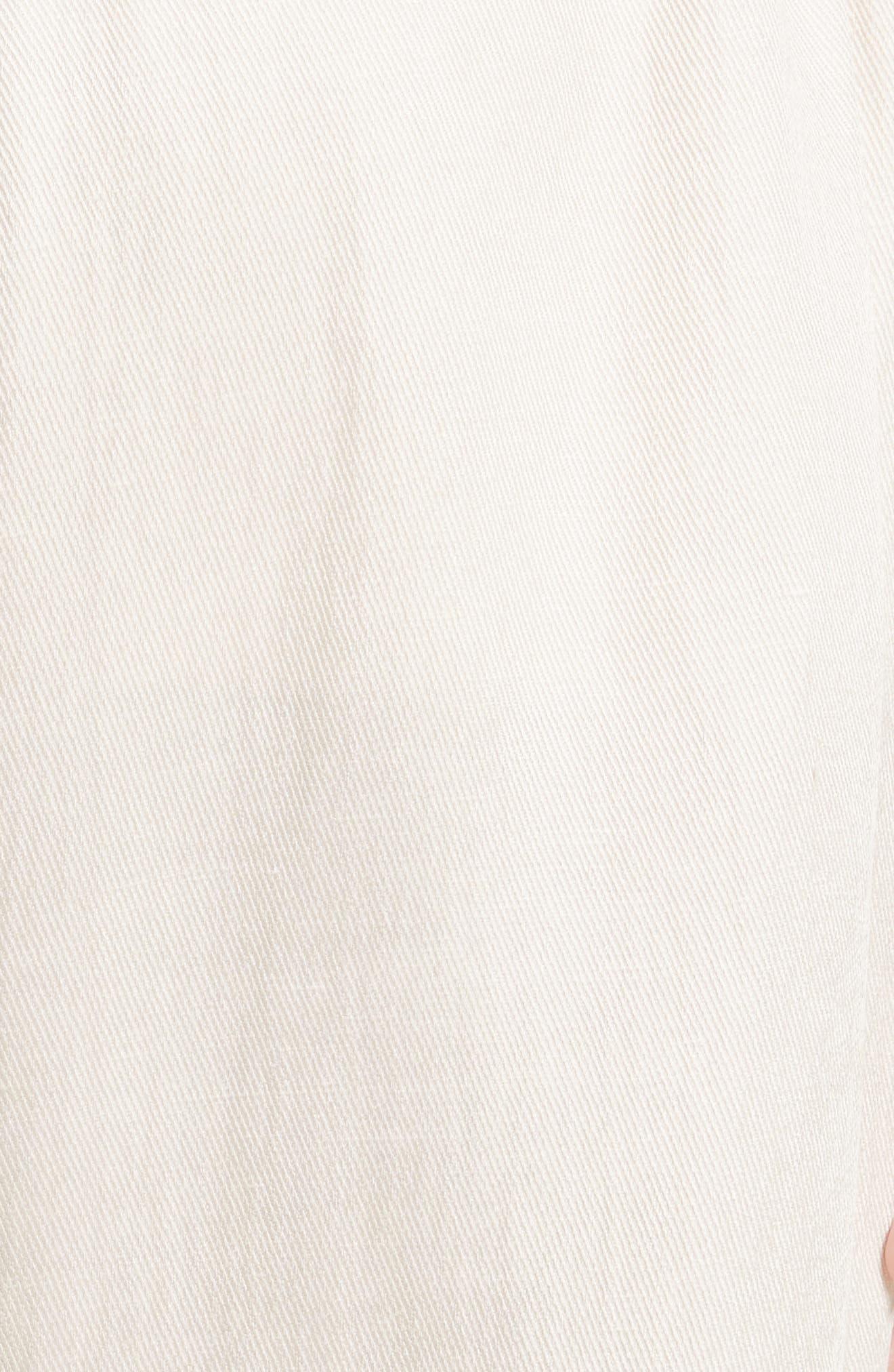 Alternate Image 5  - Zero + Maria Cornejo Gabi Eco Drape Pants
