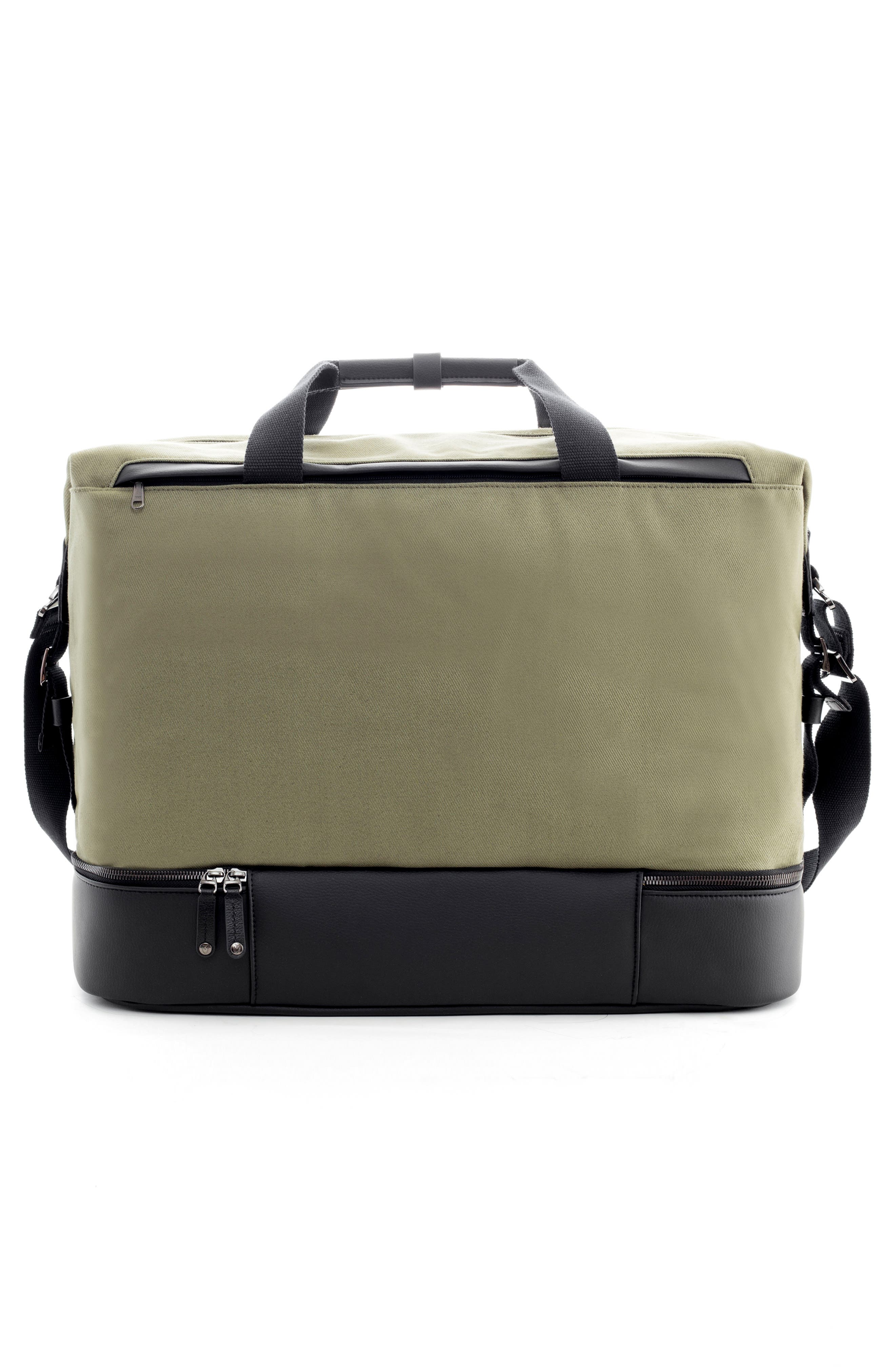 Refined Satchel,                             Alternate thumbnail 2, color,                             Olive
