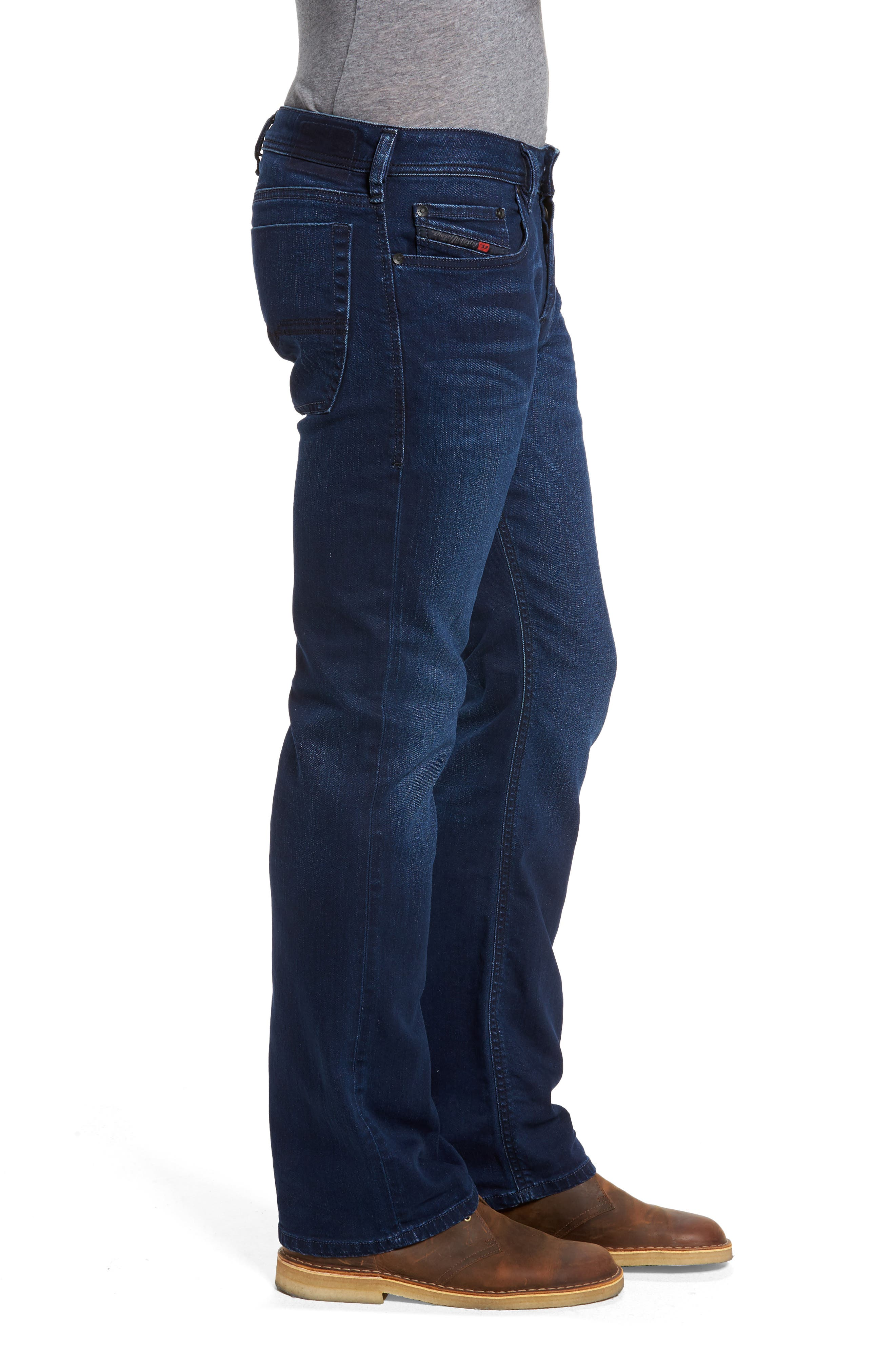 Zatiny Bootcut Jeans,                             Alternate thumbnail 3, color,                             84Hj