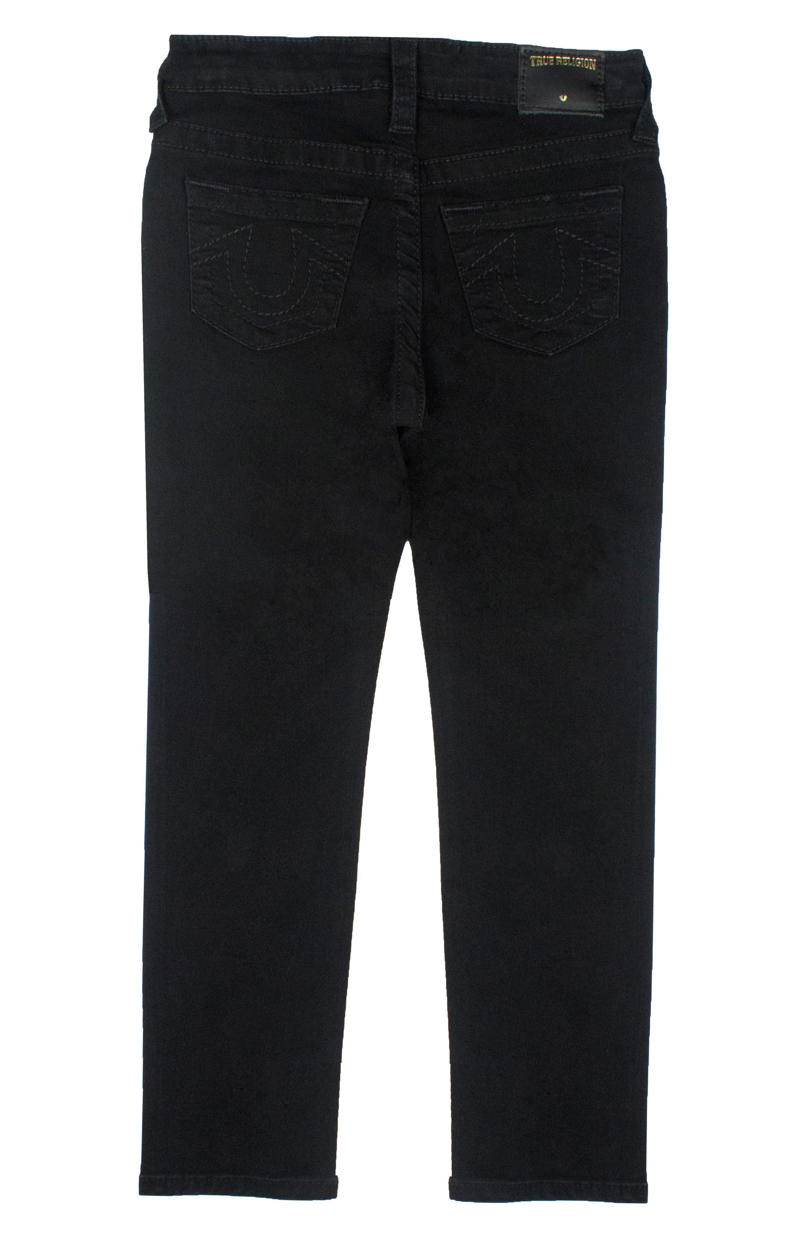 Alternate Image 2  - True Religion Brand Jeans Geno Single End Jeans (Toddler Boys & Little Boys)
