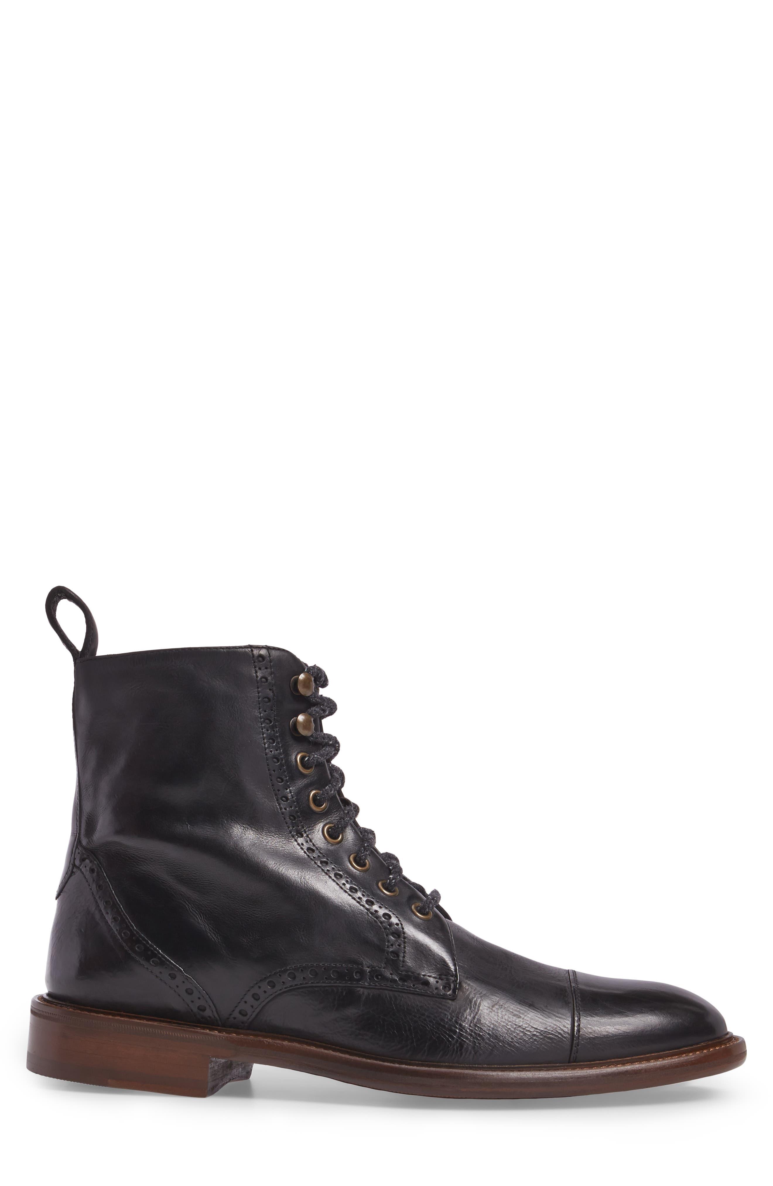 Alternate Image 3  - J&M 1850 Bryson Cap Toe Boot (Men)