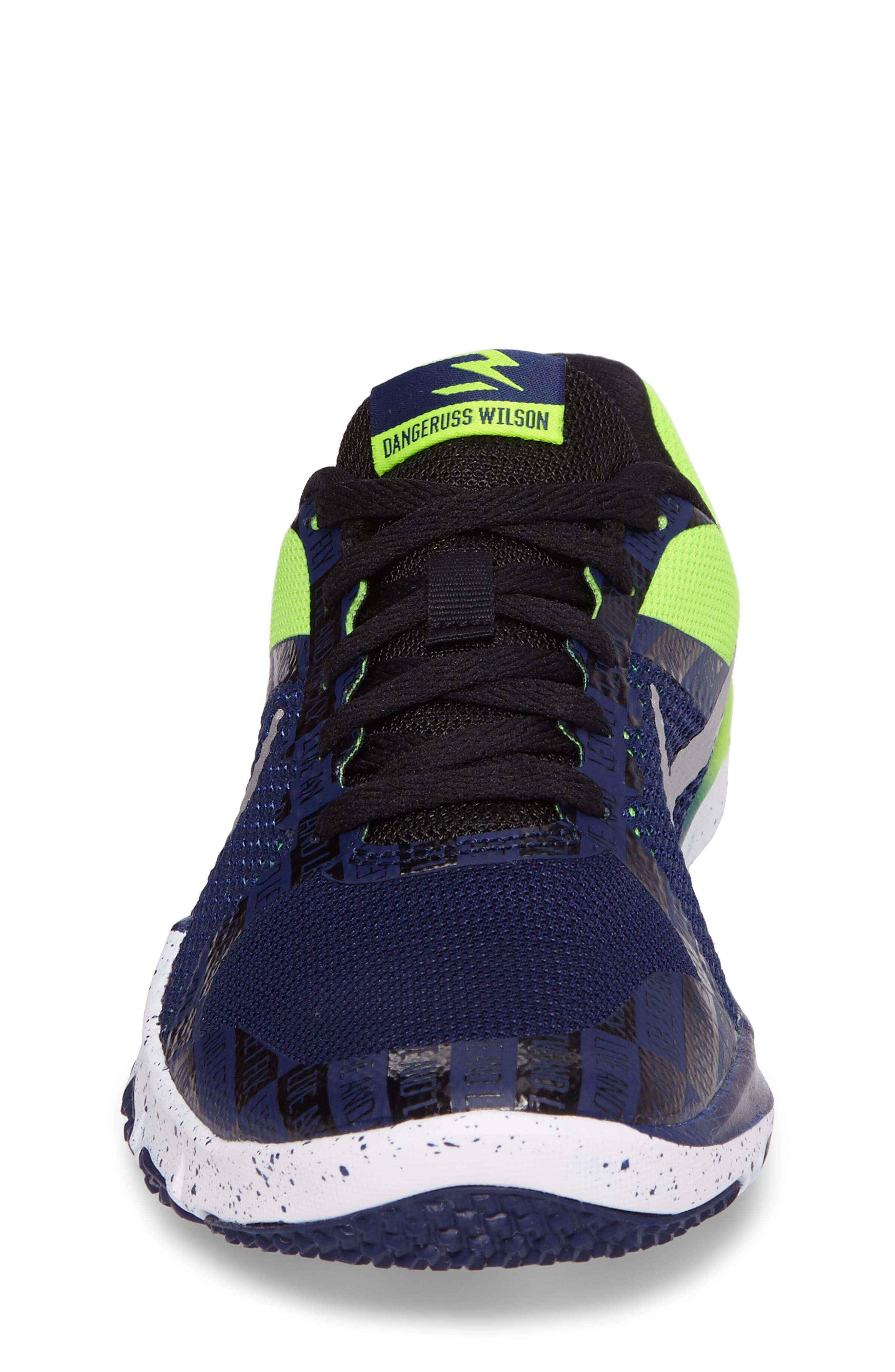 Alternate Image 4  - Nike Flex TR Control Training Shoe (Toddler, Little Kid & Big Kid)