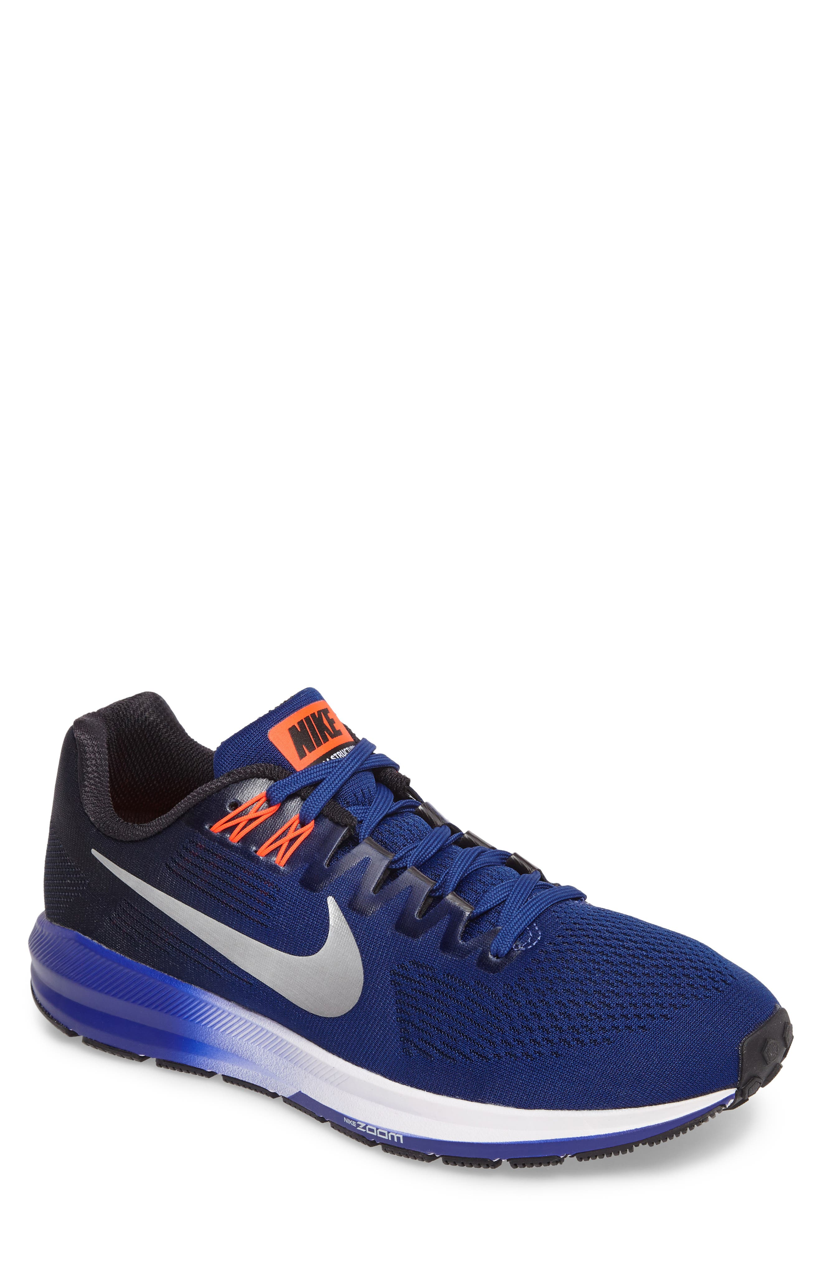 Nike Air Zoom Structure 21 Running Shoe (Mens)