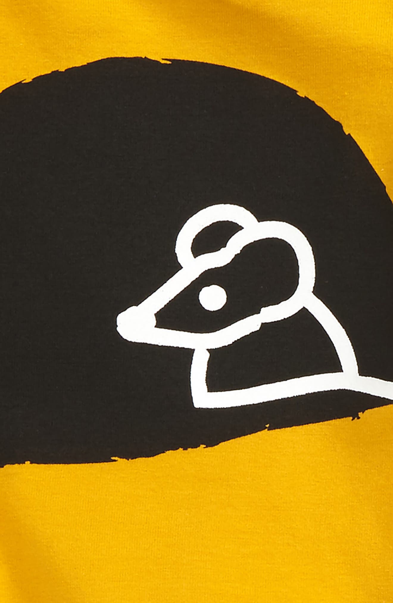 Alternate Image 2  - Tiny Tribe Mouse House T-Shirt & Sweatpants Set (Baby)