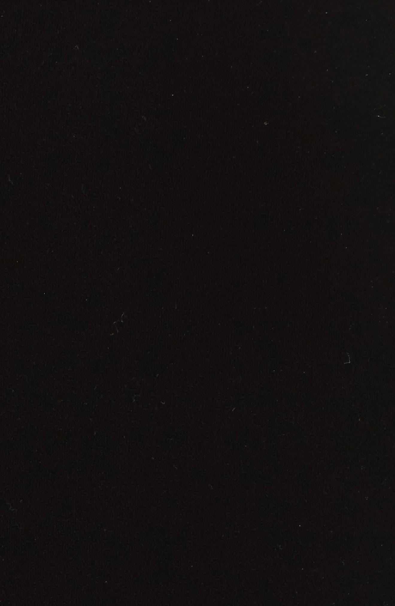 Alternate Image 6  - Eliza J Velvet Trousers