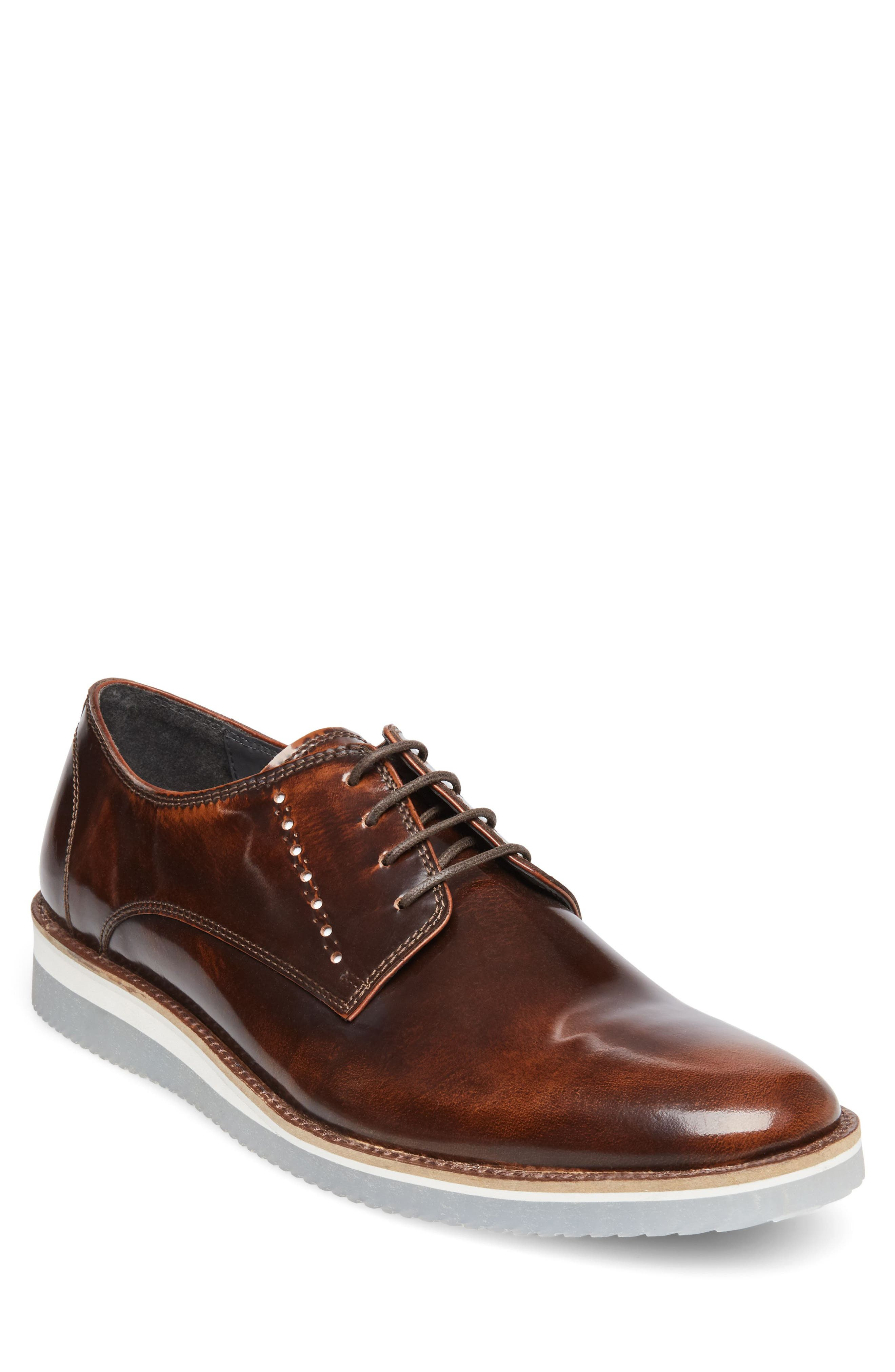 Steve Madden Intern Cap Toe Derby (Men)