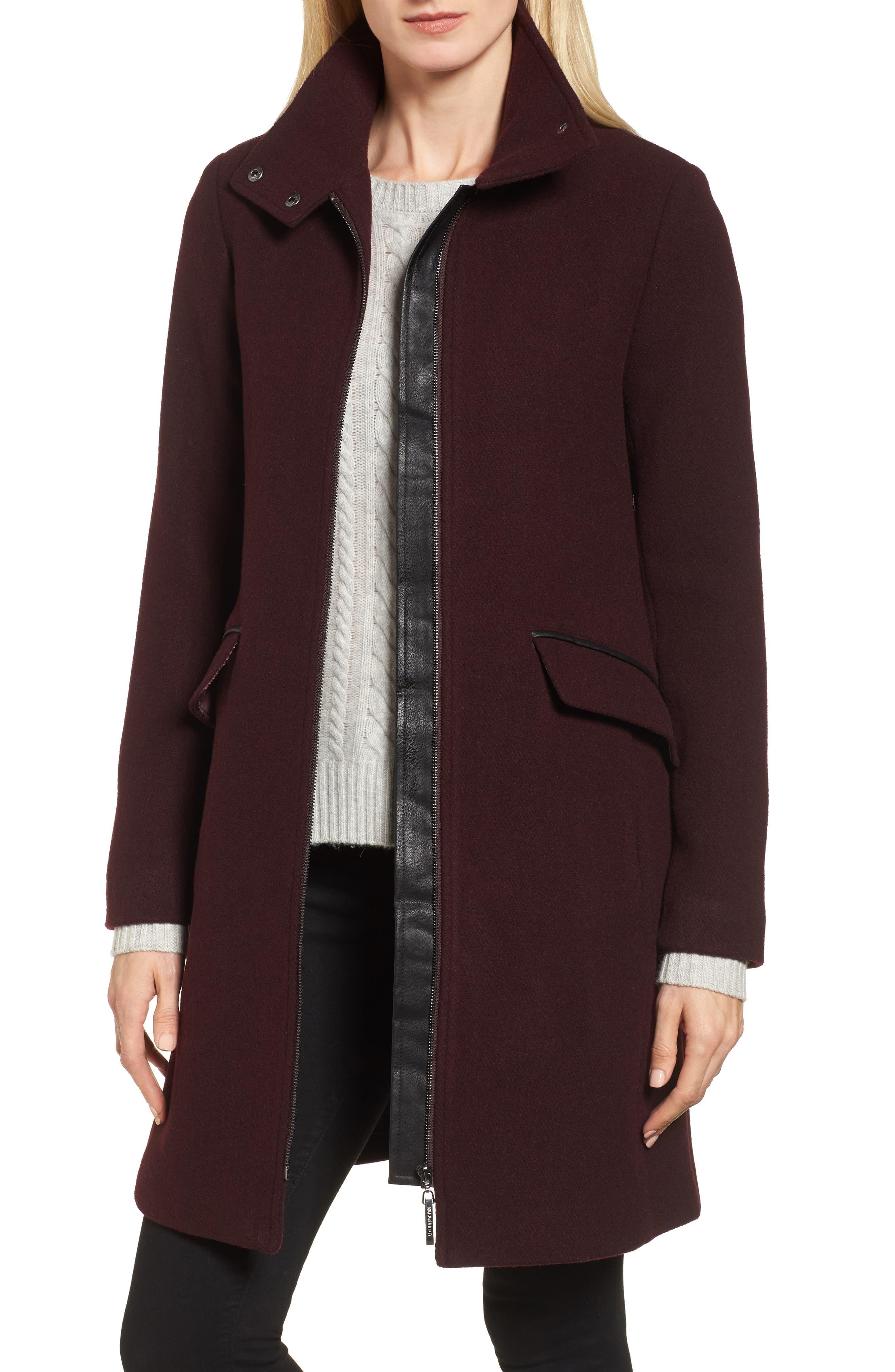 Ellen Tracy A-Line Coat