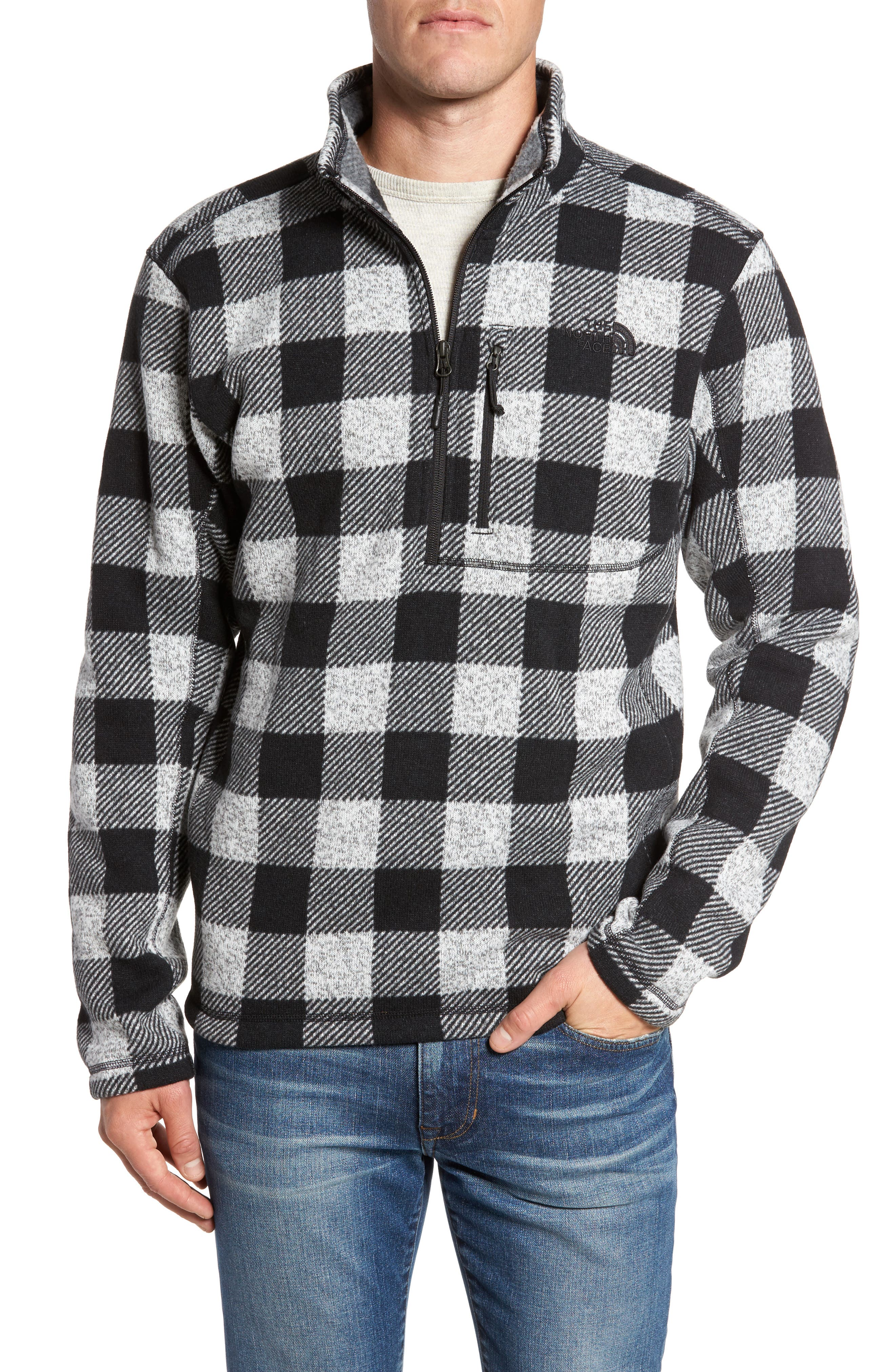 The North Face Novelty Gordon Lyons Plaid Pullover