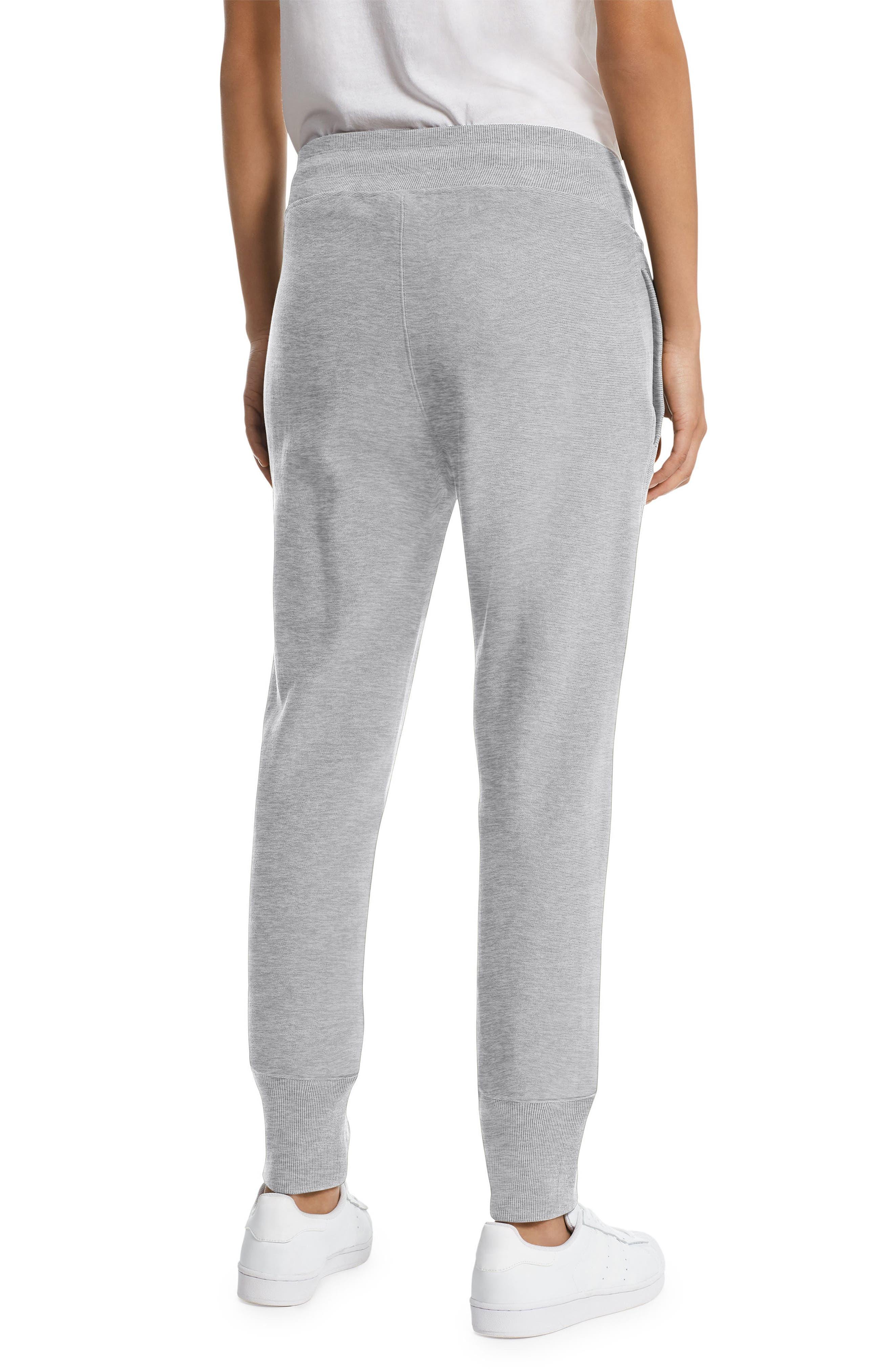 Reverse Weave<sup>®</sup> Jogger Pants,                             Alternate thumbnail 2, color,                             Oxford Grey