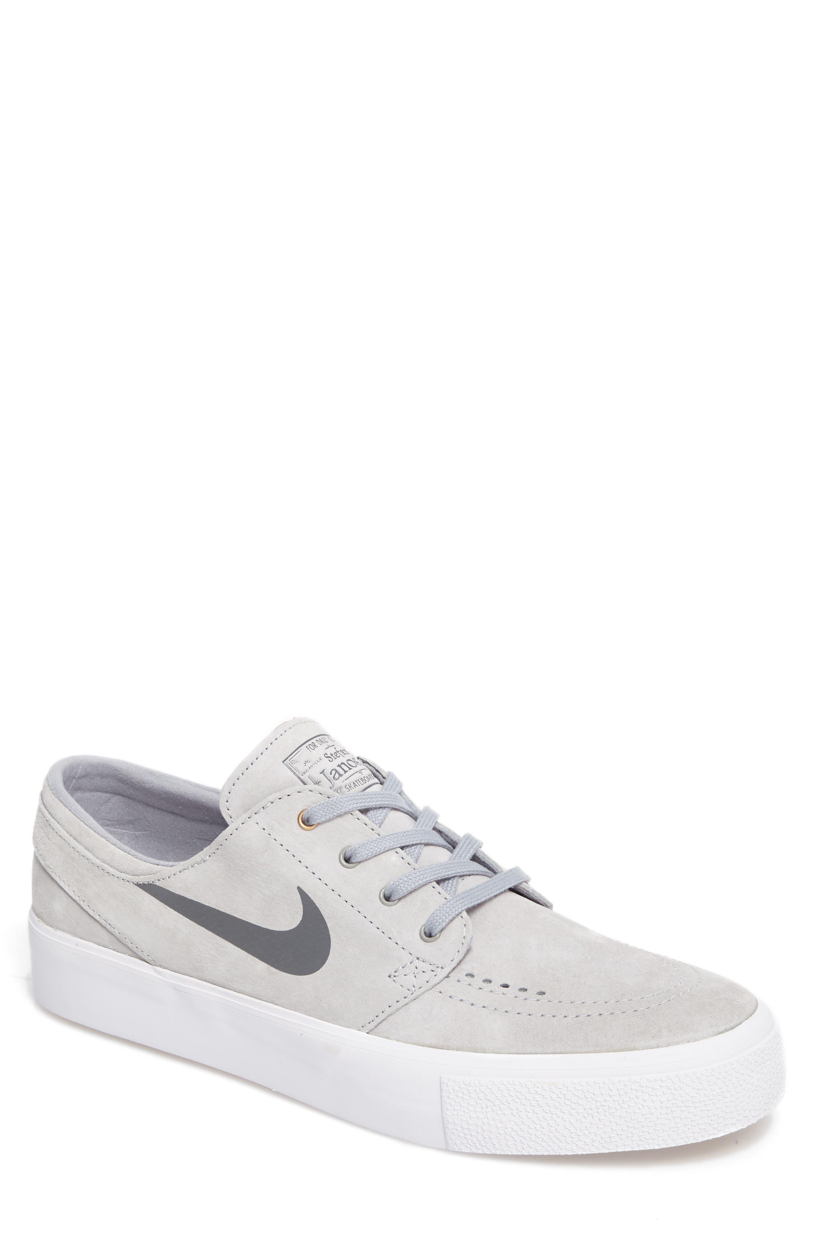 Alternate Image 1 Selected - Nike Zoom Stefan Janoski Premium Skate Sneaker (Men)