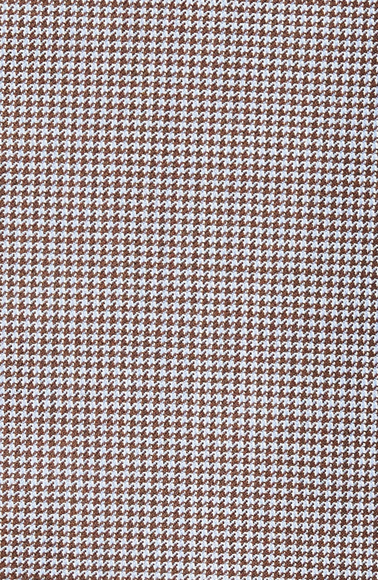 Alternate Image 5  - Peter Millar Classic Fit Houndstooth Wool Sport Coat