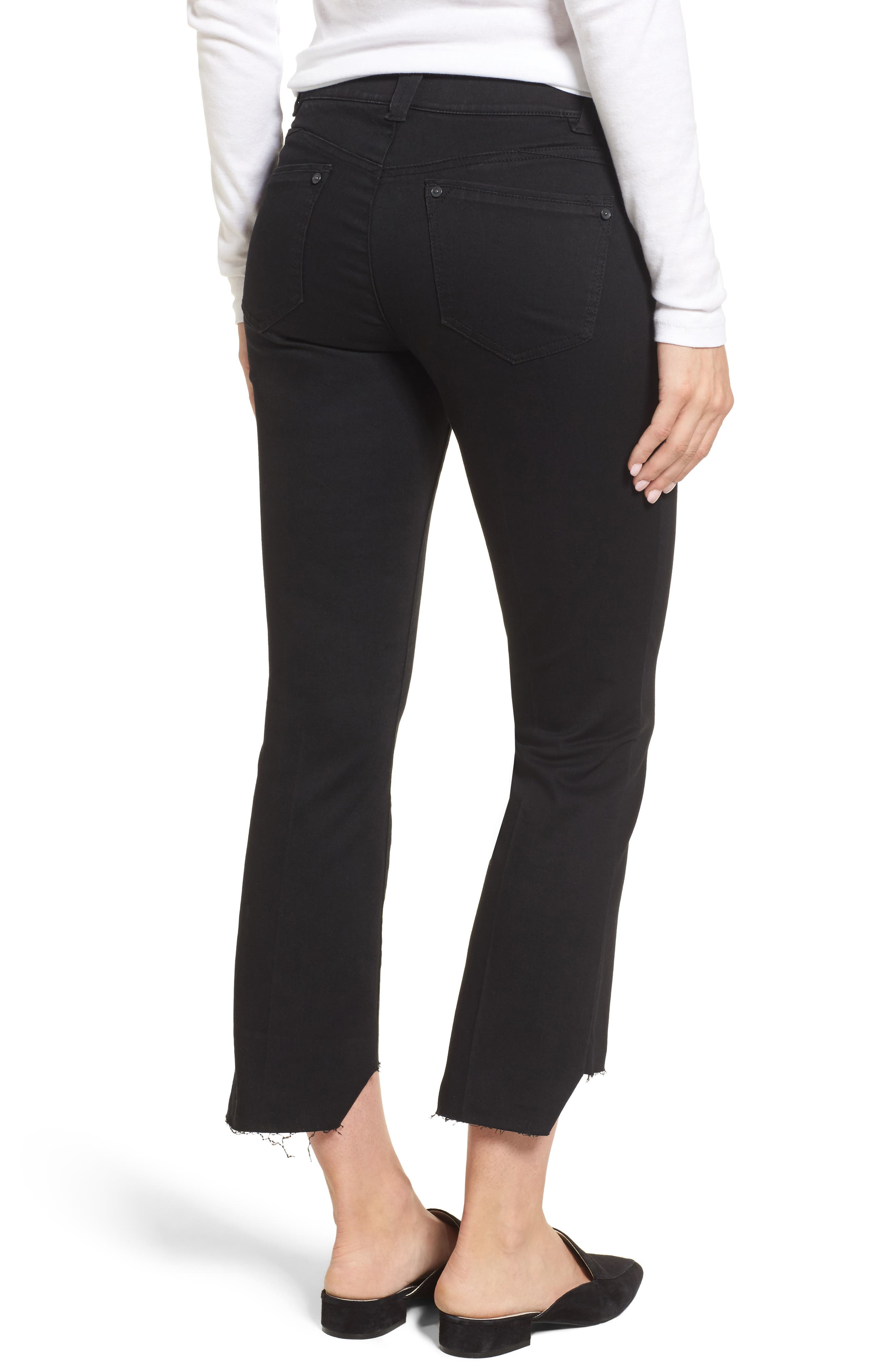 Alternate Image 2  - Wit & Wisdom Ab-solution Upstart Kick Flare Jeans (Nordstrom Exclusive)