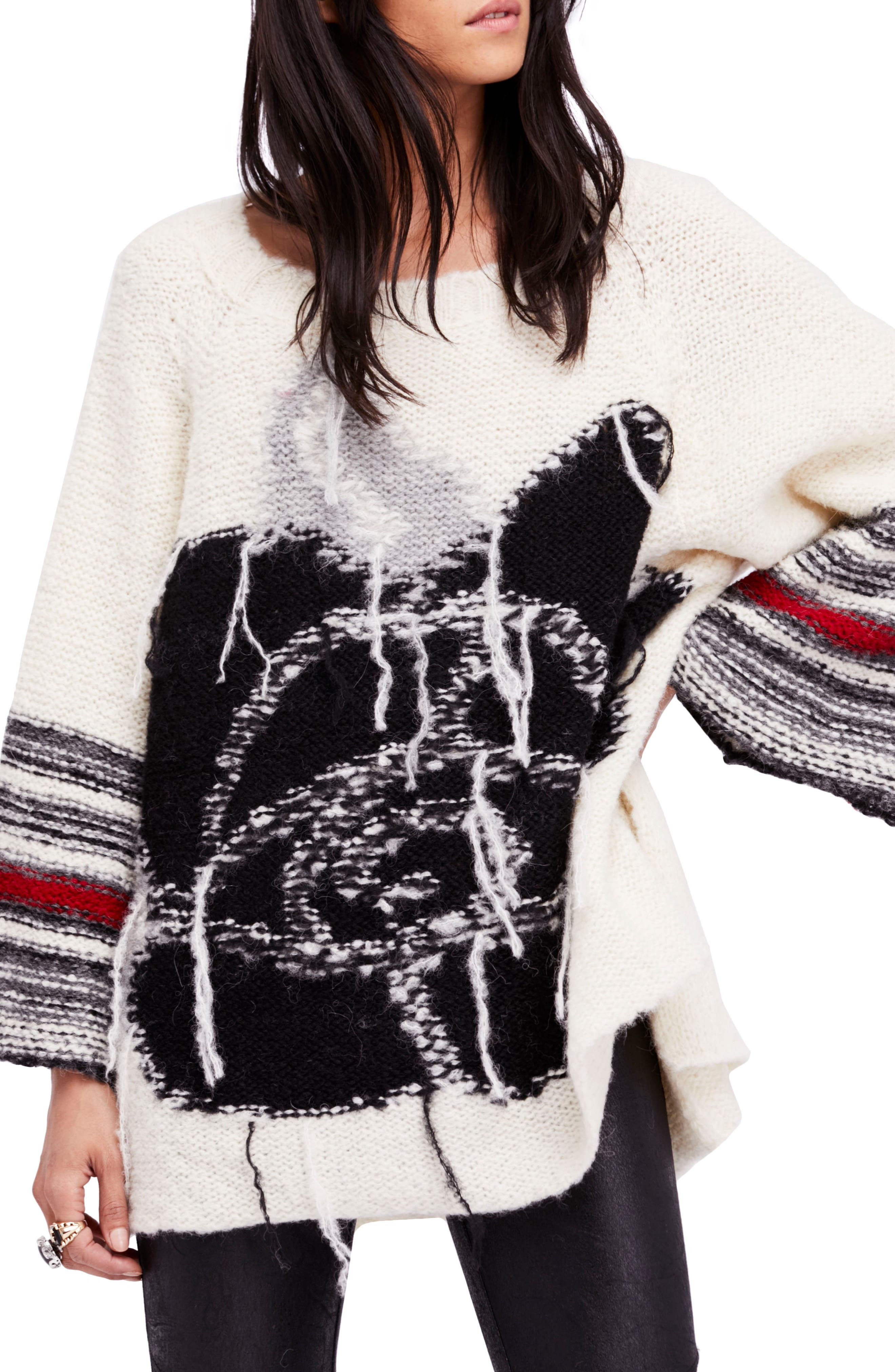 Free People Last Rose Sweater
