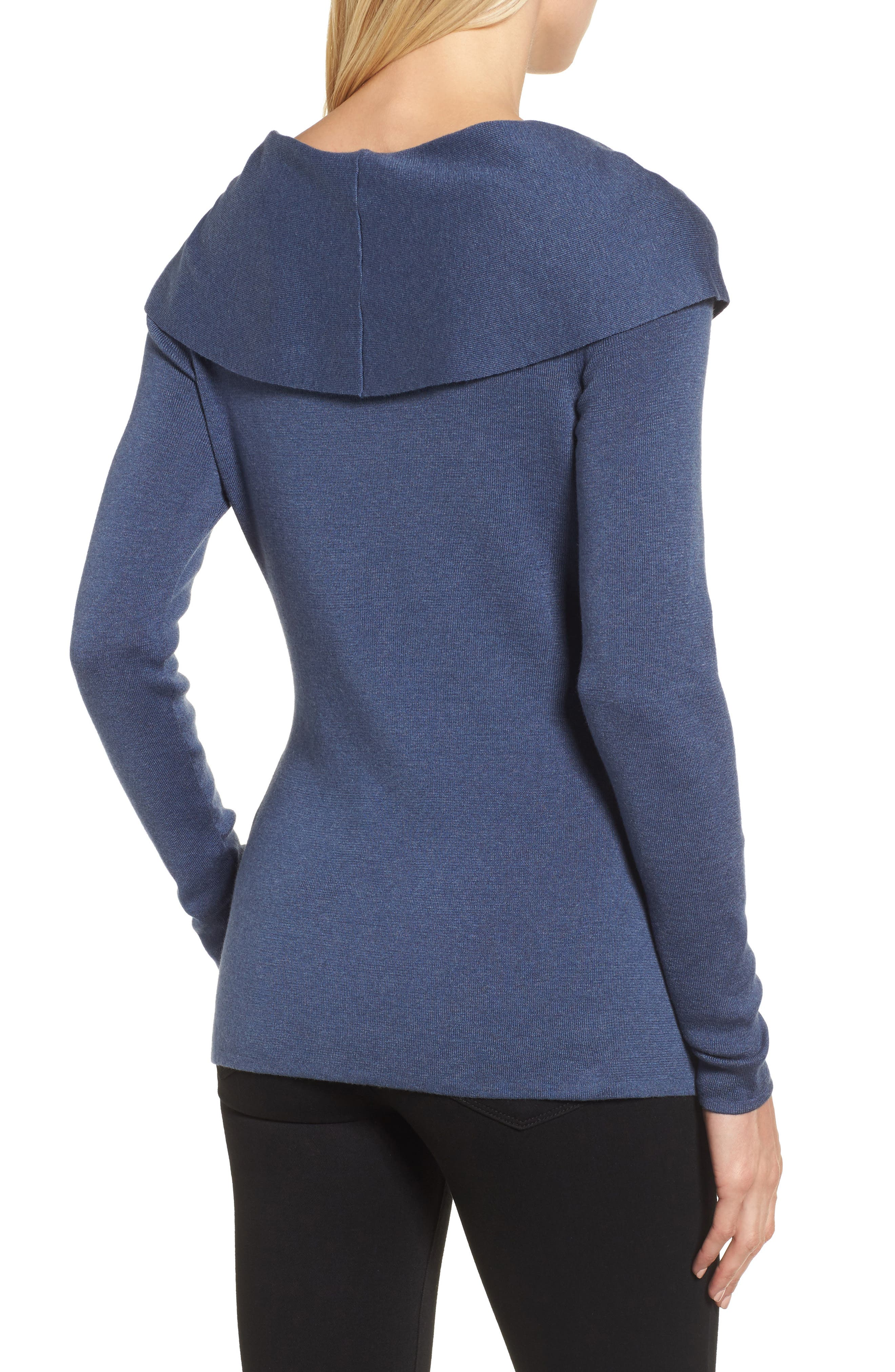 Vista Top,                             Alternate thumbnail 2, color,                             Faded Navy