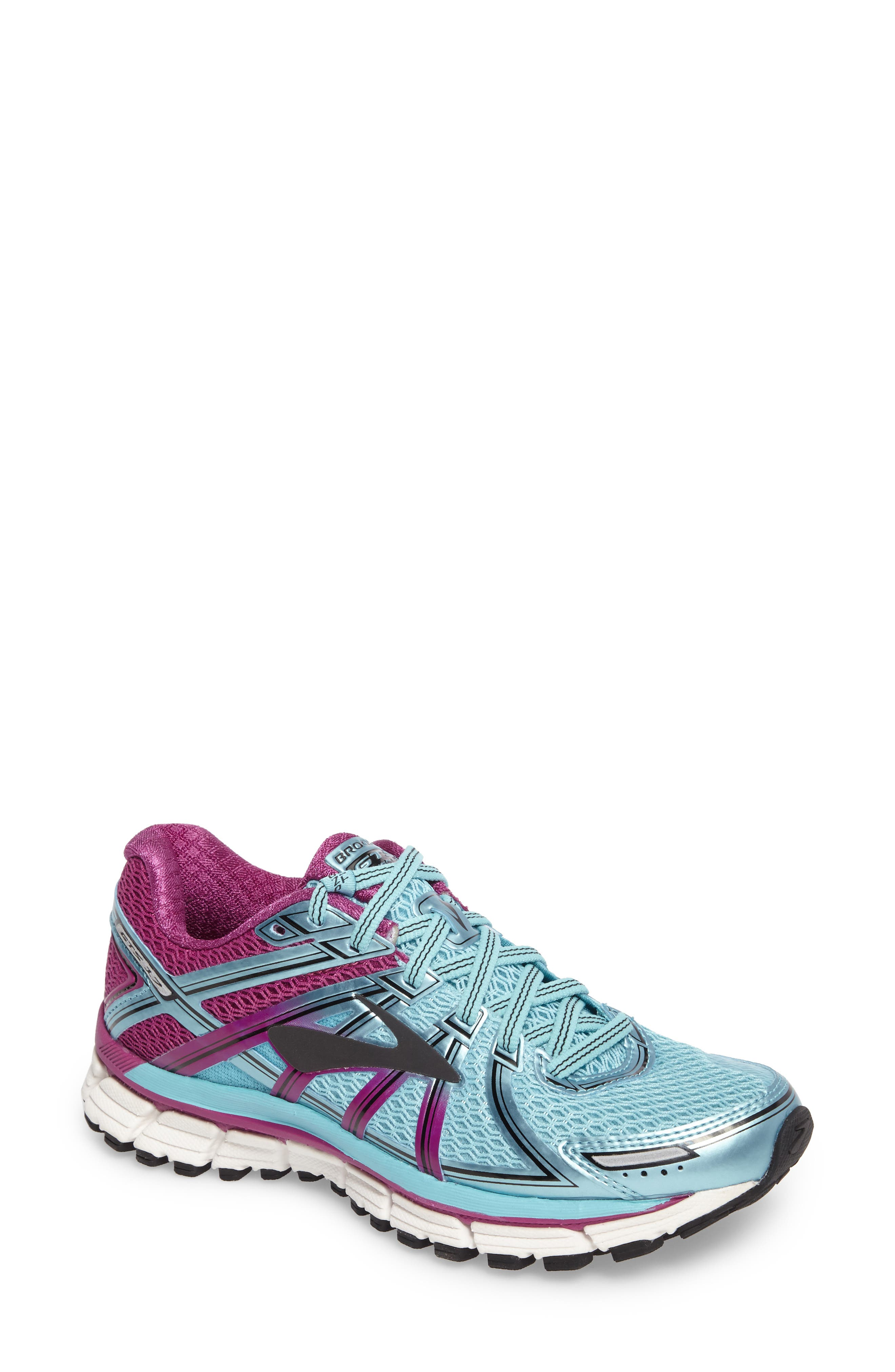 Alternate Image 1 Selected - Brooks Adrenaline GTS 17 Running Shoe (Women)