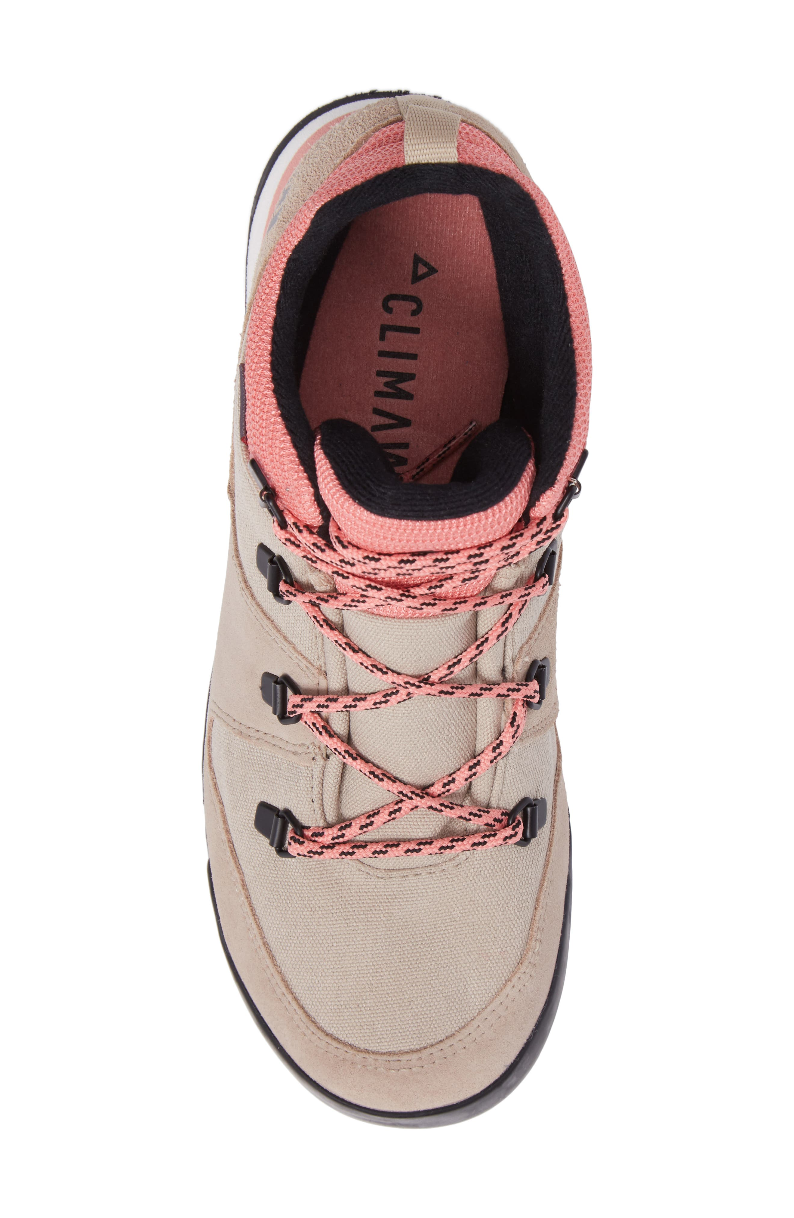 Snowpitch Insulated Sneaker Boot,                             Alternate thumbnail 5, color,                             Icey Pink/ Khaki/ Energy Pink