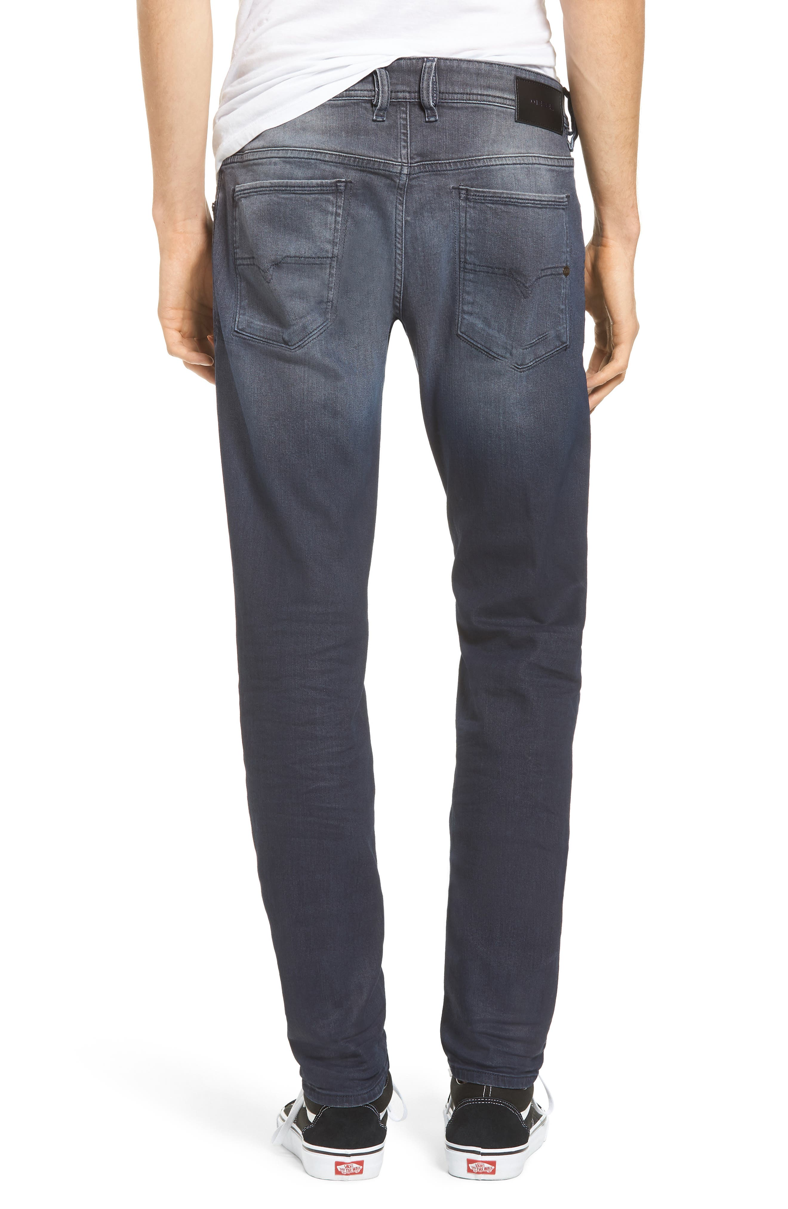 Alternate Image 2  - DIESEL® Sleenker Skinny Fit Jeans