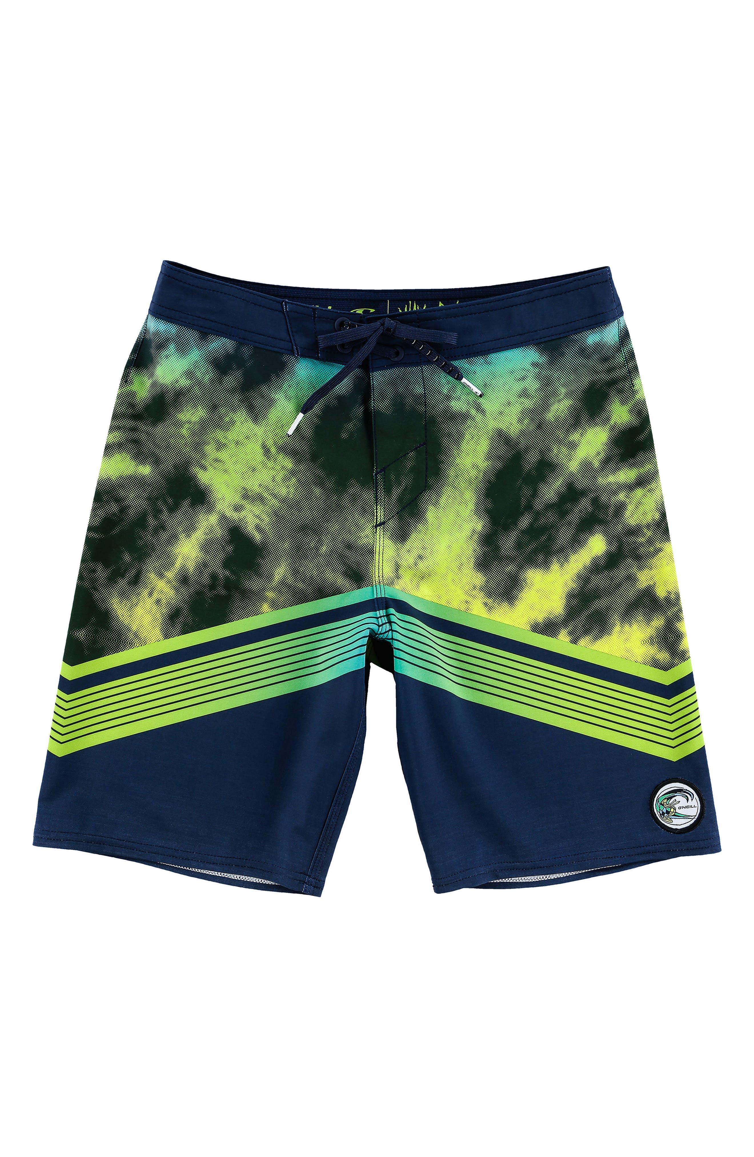 O'Neill Hyperfreak Imagine Board Shorts (Big Boys)