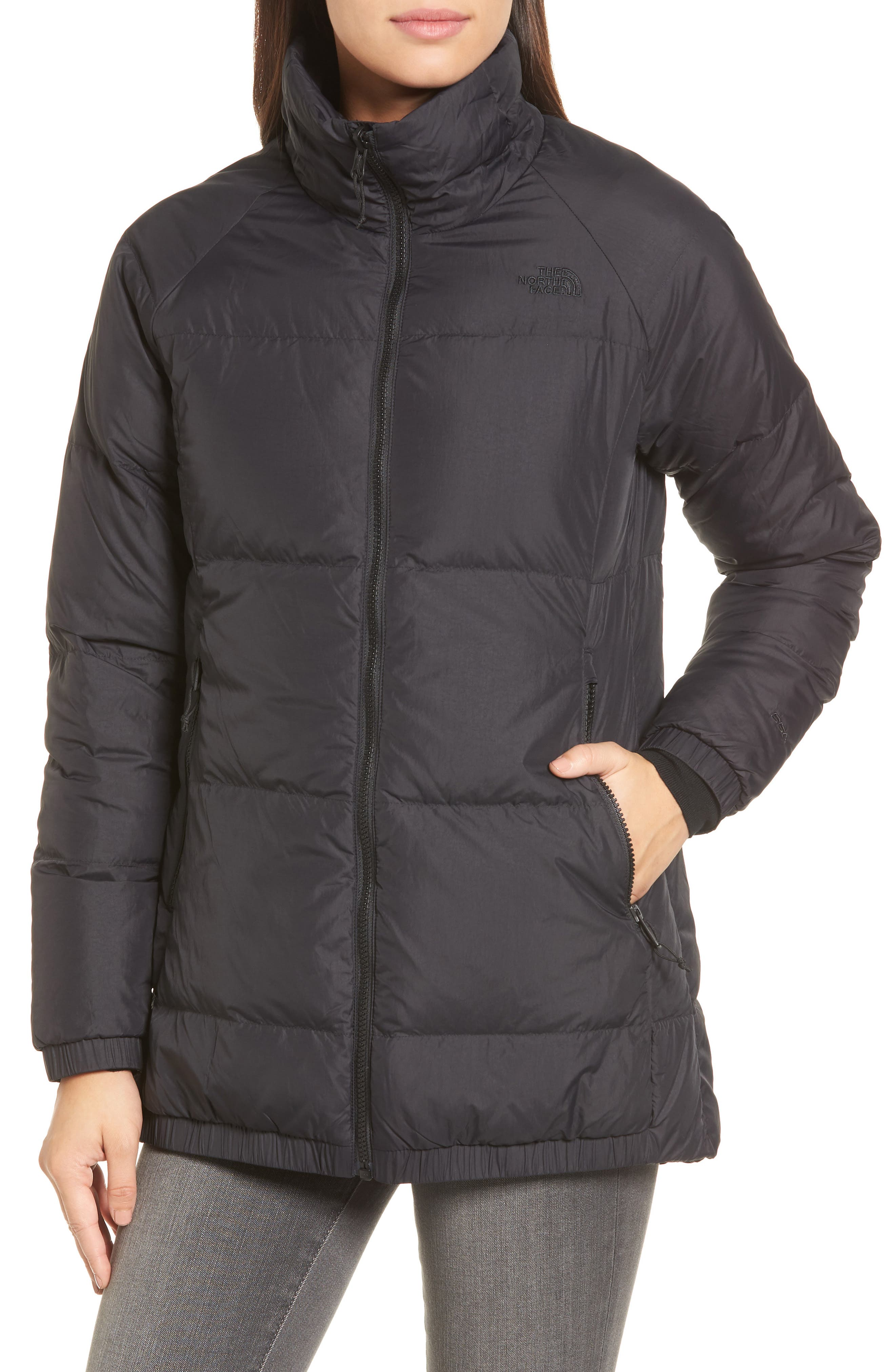 Alternate Image 4  - The North Face Outer Boroughs 3-in-1 TriClimate® Waterproof Jacket with Faux Fur Trim