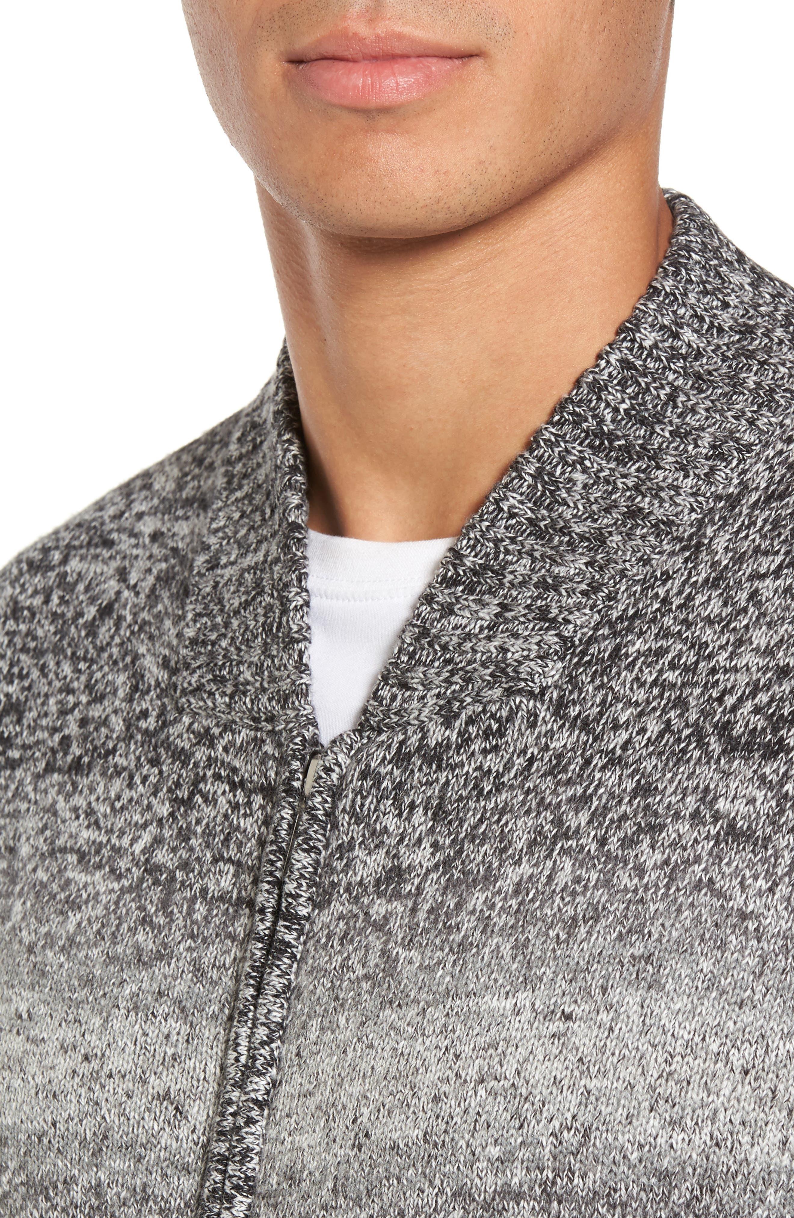Alternate Image 4  - Calibrate Full Zip Cardigan