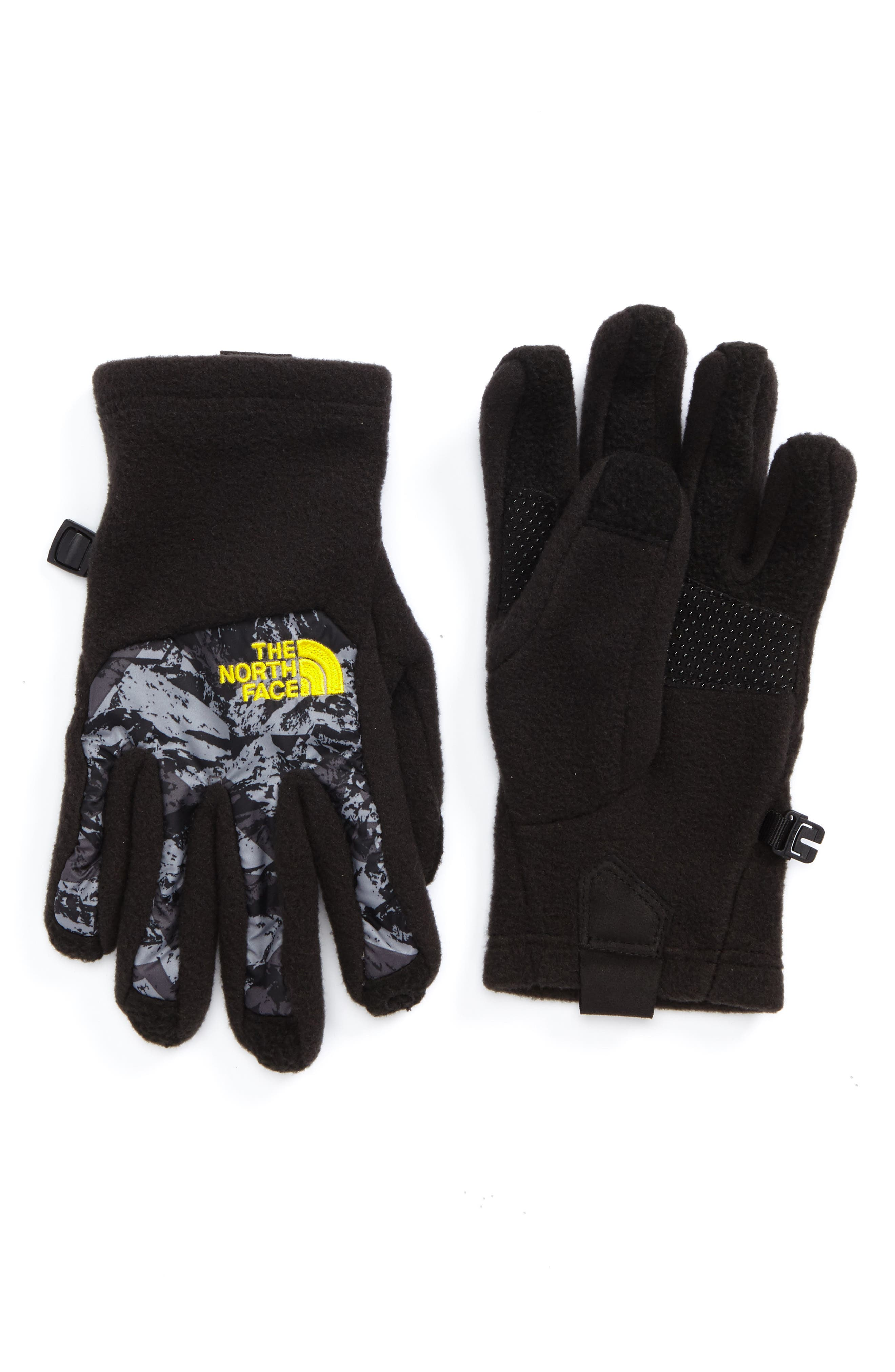 Main Image - The North Face Denali Etip™ Gloves (Kids)