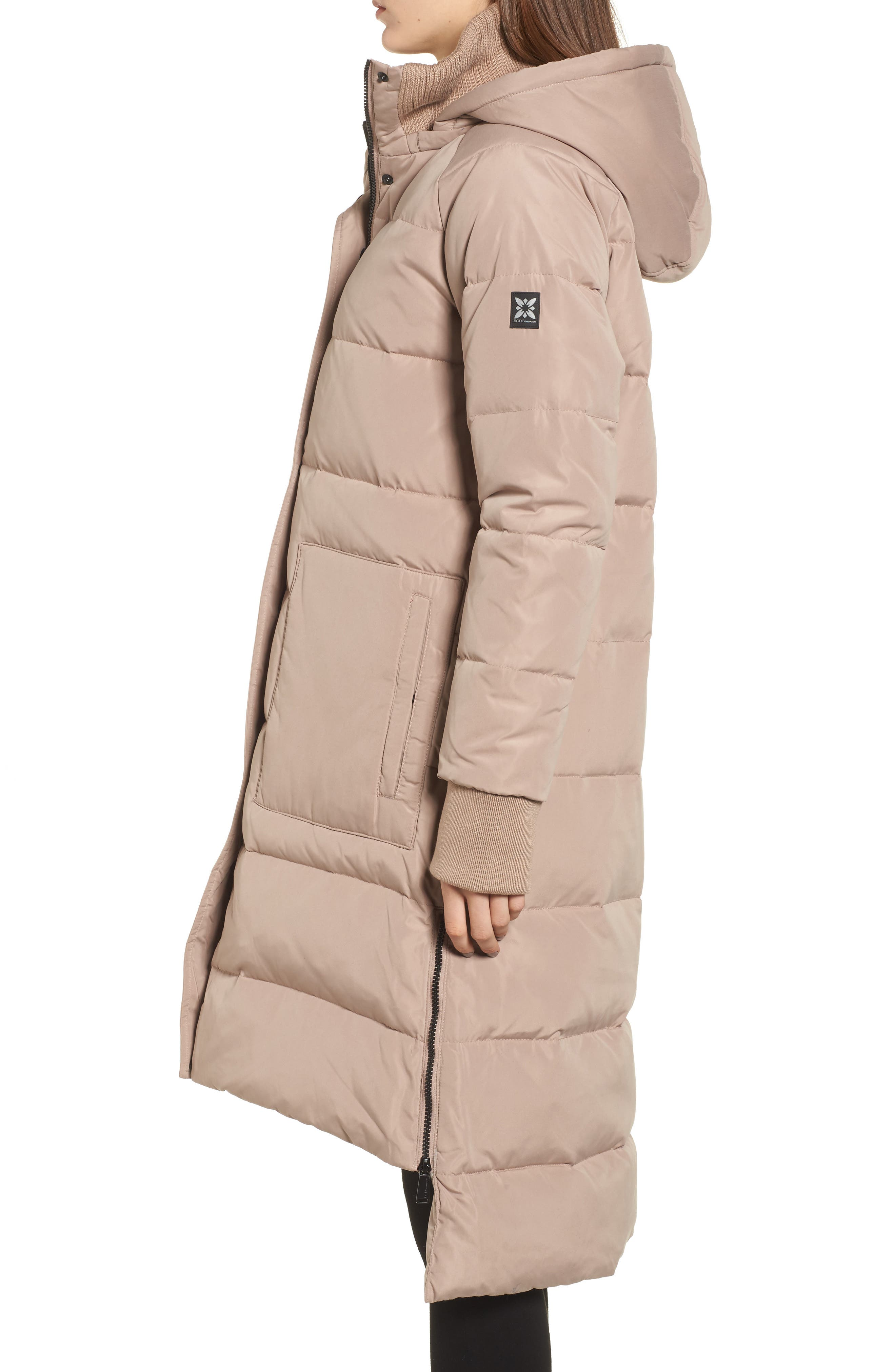 Alternate Image 4  - BCBGeneration Down & Feather Fill Puffer Jacket