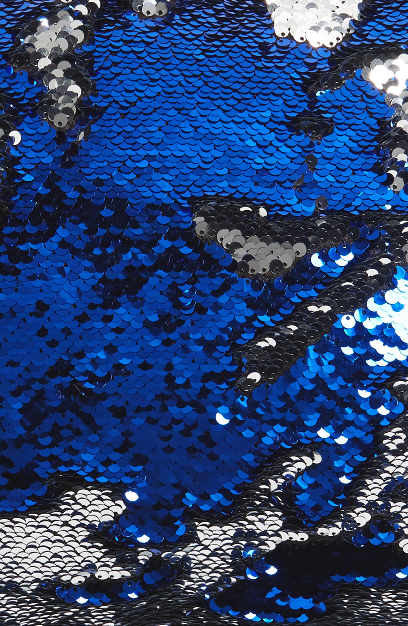 Sequin Pillow,                             Alternate thumbnail 7, color,                             Blue