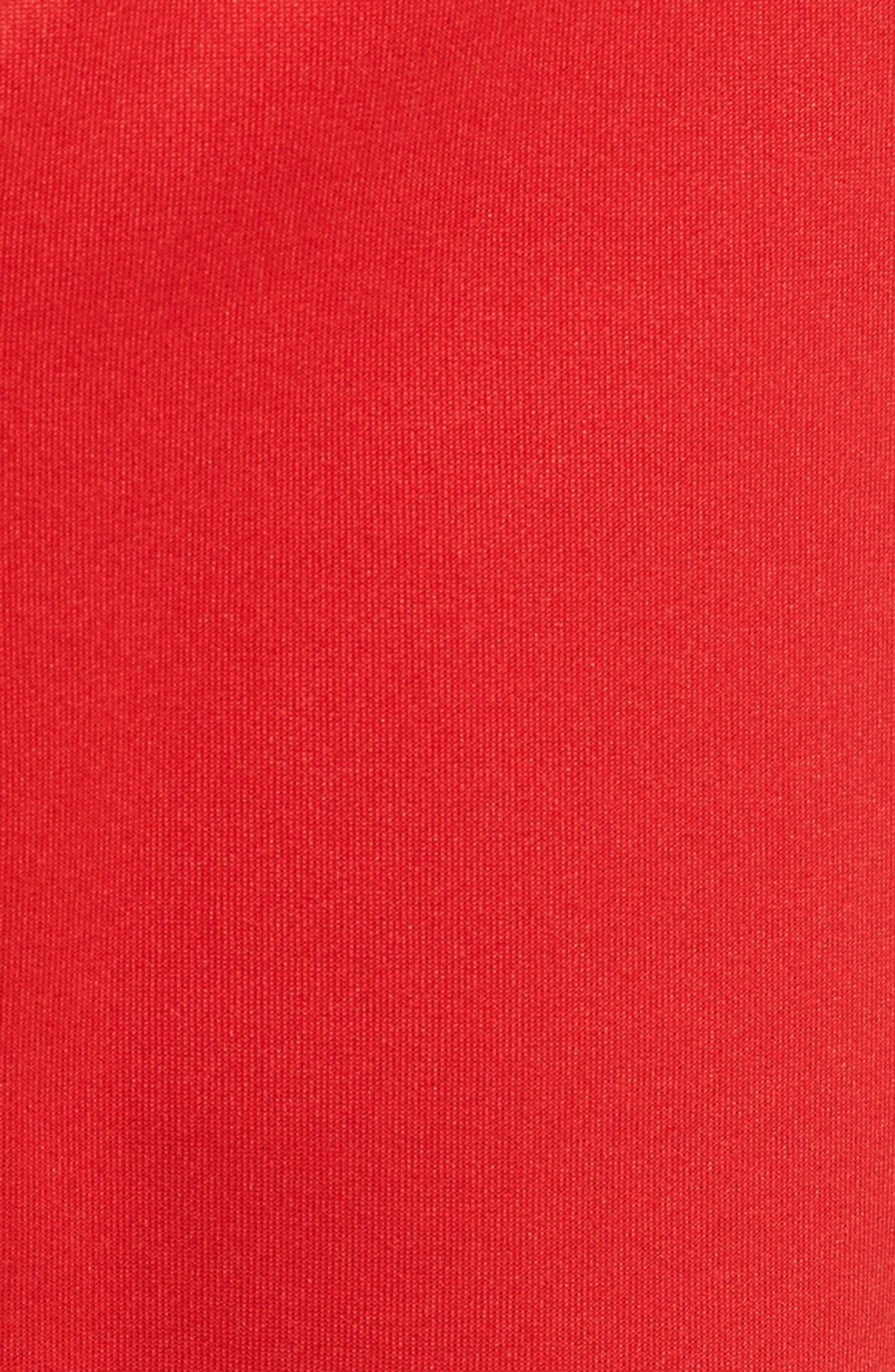 Track Pants,                             Alternate thumbnail 5, color,                             Scarlet