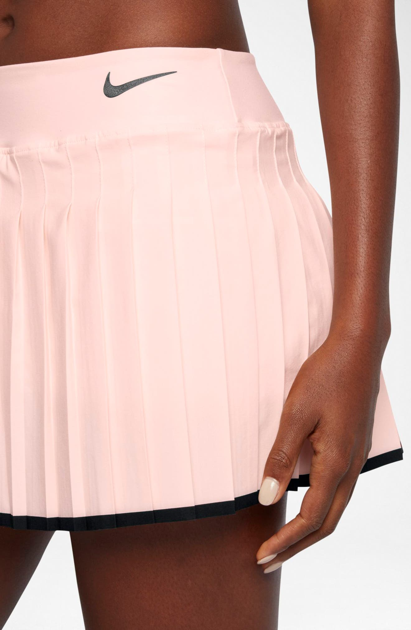 Alternate Image 4  - Nike Women's Court Victory Tennis Skirt