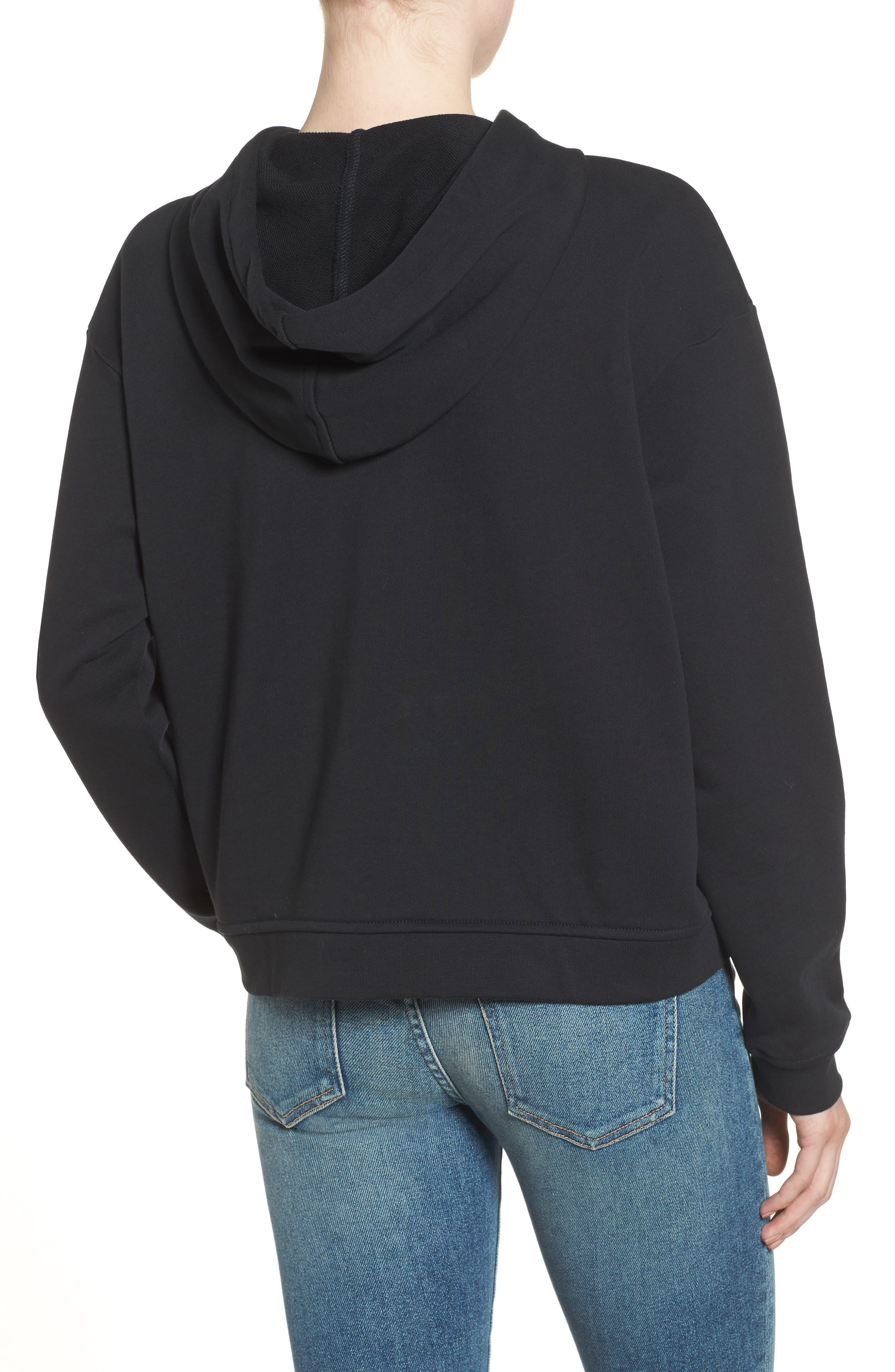 Alternate Image 2  - Everlane The 100% Human French Terry Pullover Hoodie