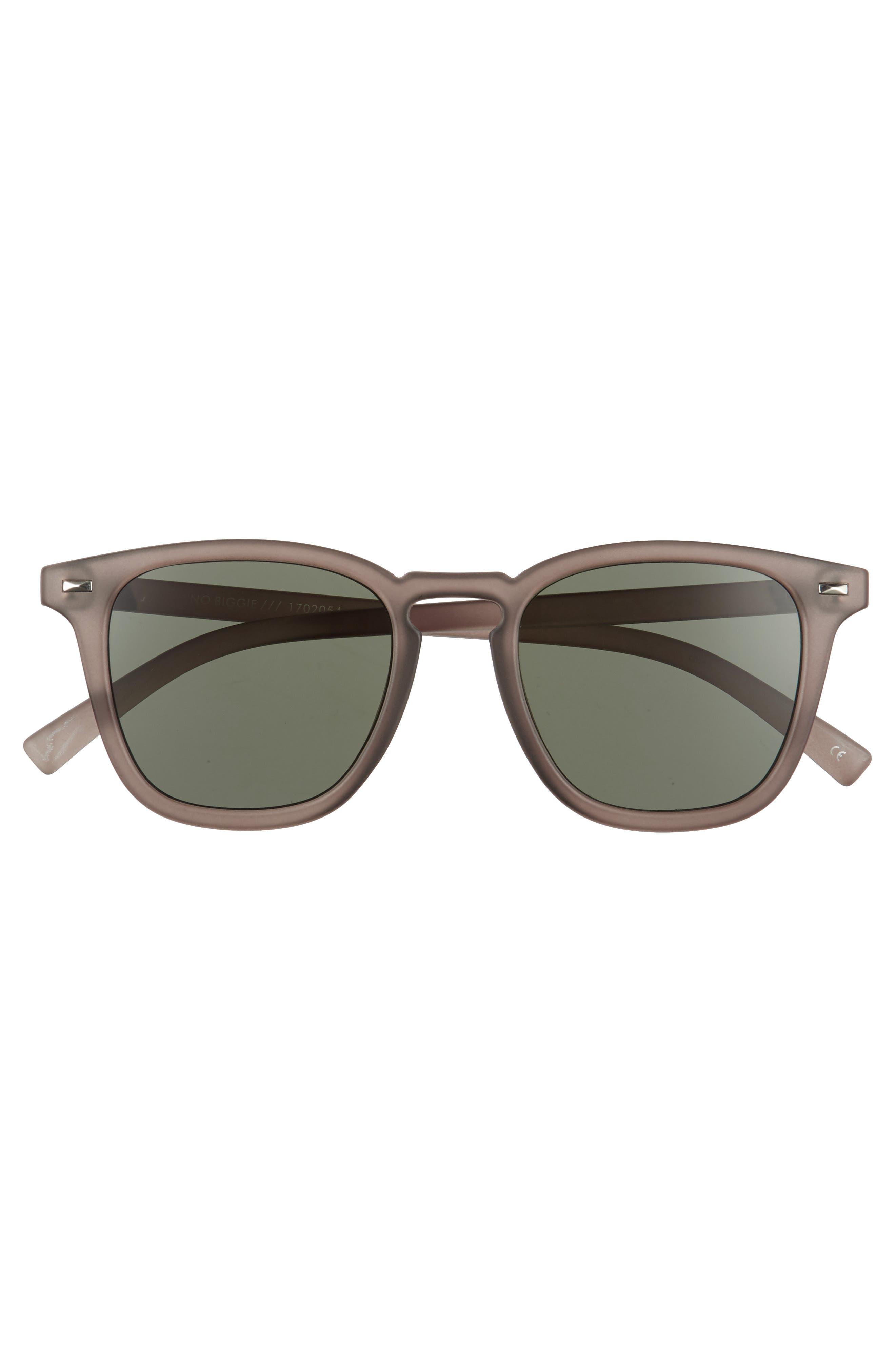 Alternate Image 3  - Le Specs No Biggie 45mm Polarized Sunglasses