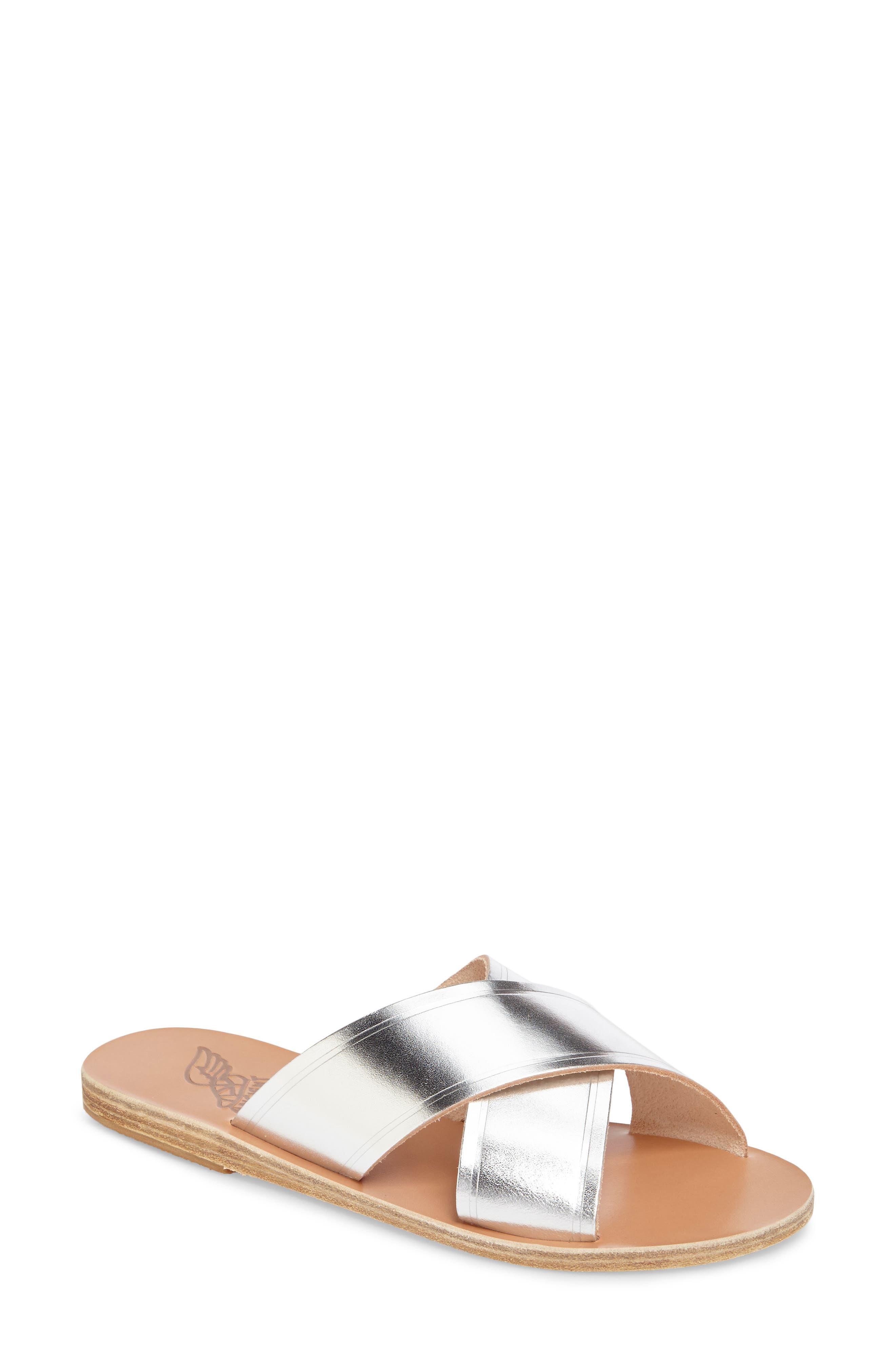 Ancient Greek Sandals Thais Slide Sandal (Women)
