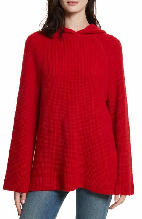 Elizabeth and James Tristan Thermal Cashmere Hoodie