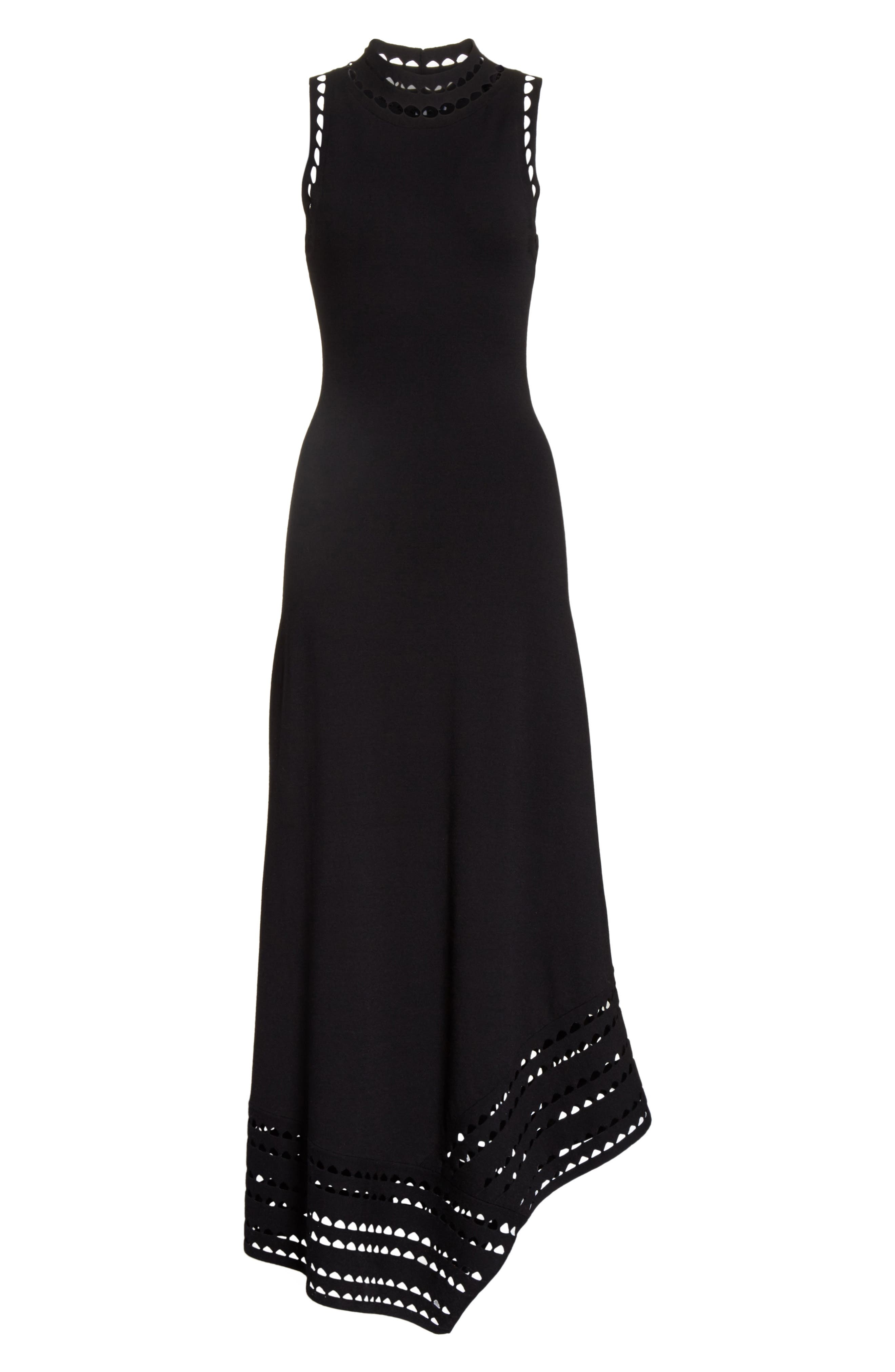Alternate Image 6  - Elizabeth and James Liza Mock Neck Maxi Dress
