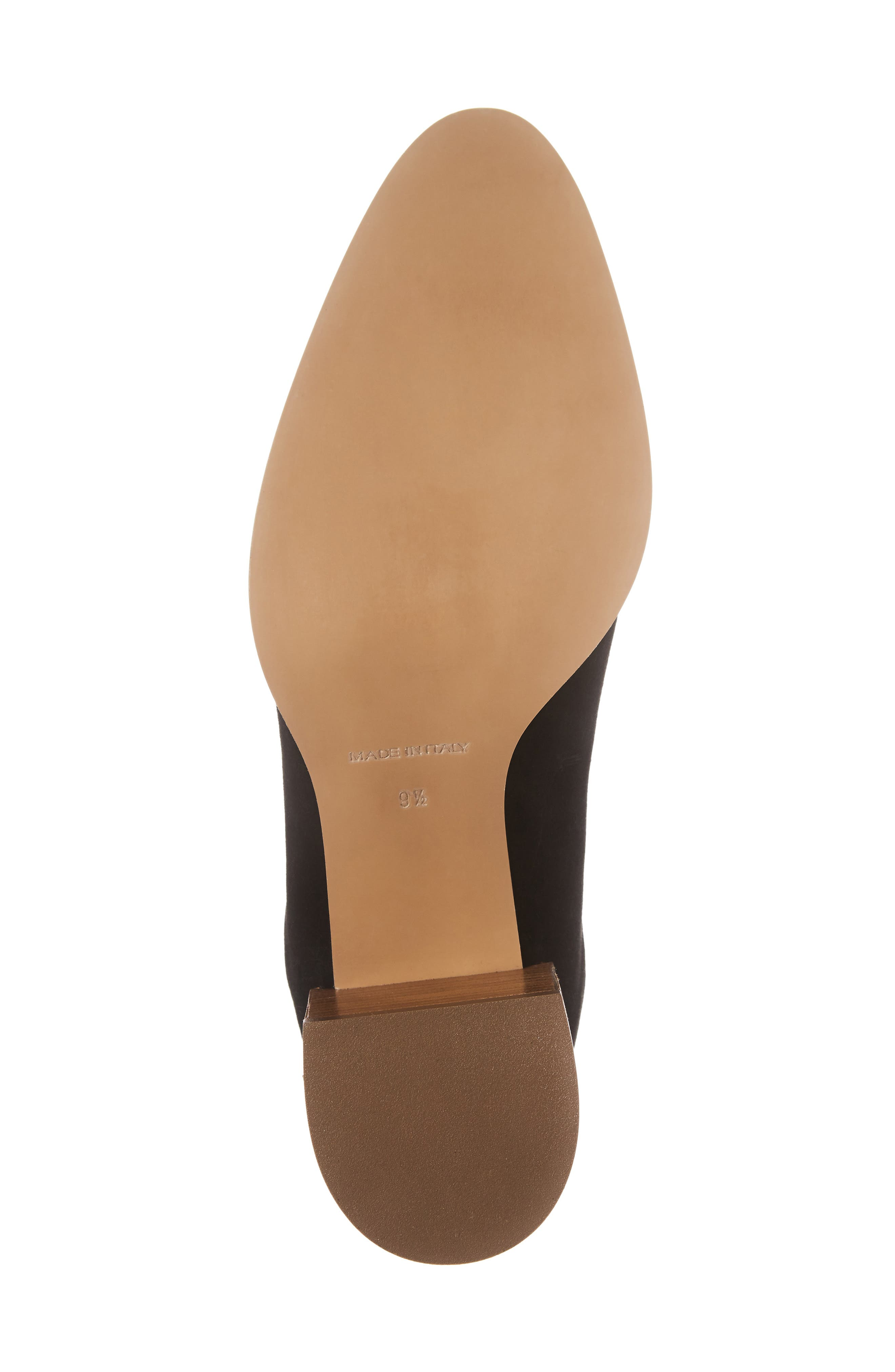 Alternate Image 6  - Everlane The Suede Heel Mule (Women)