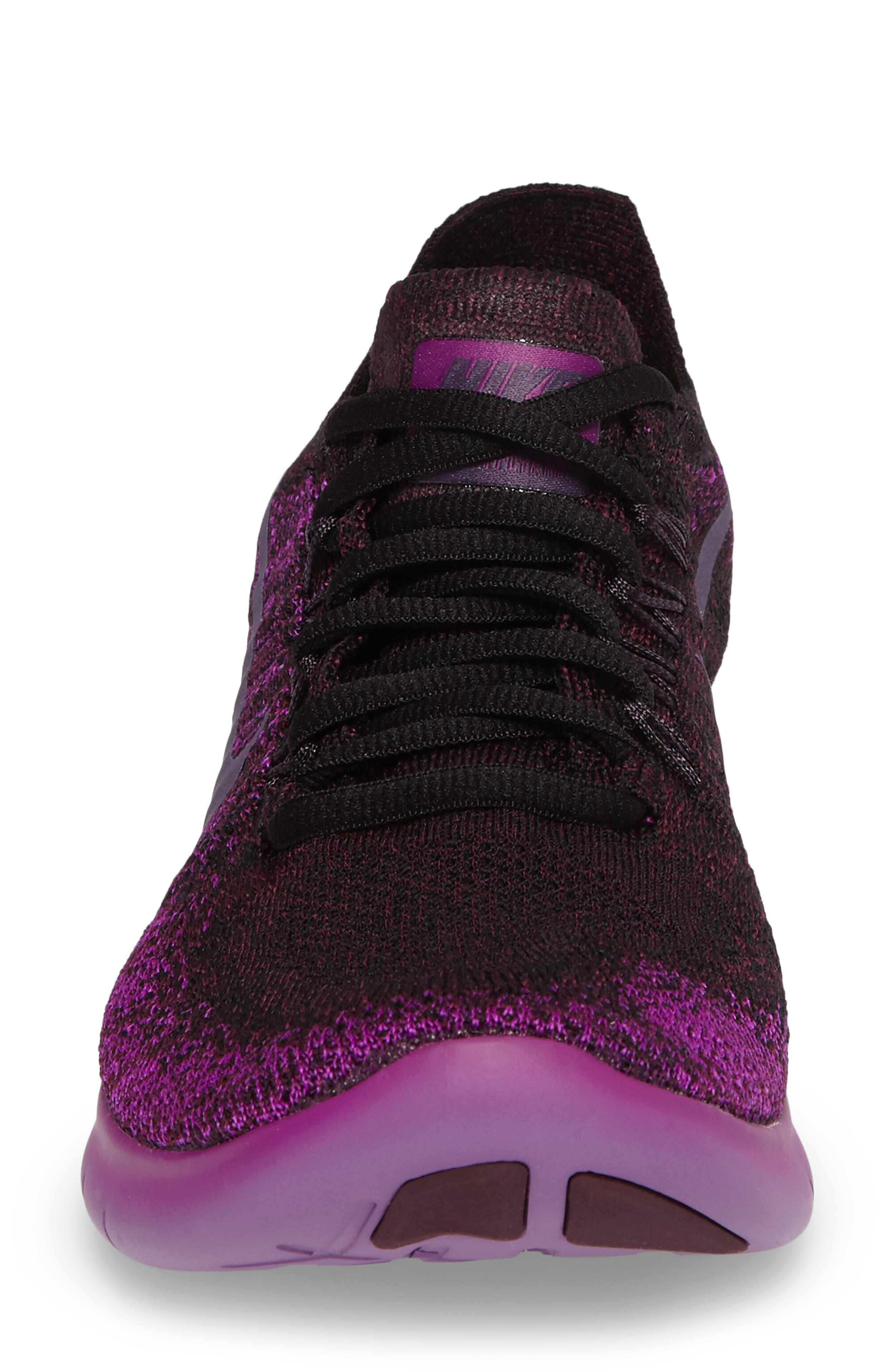 Alternate Image 4  - Nike Free Run Flyknit 2 Running Shoe (Women)