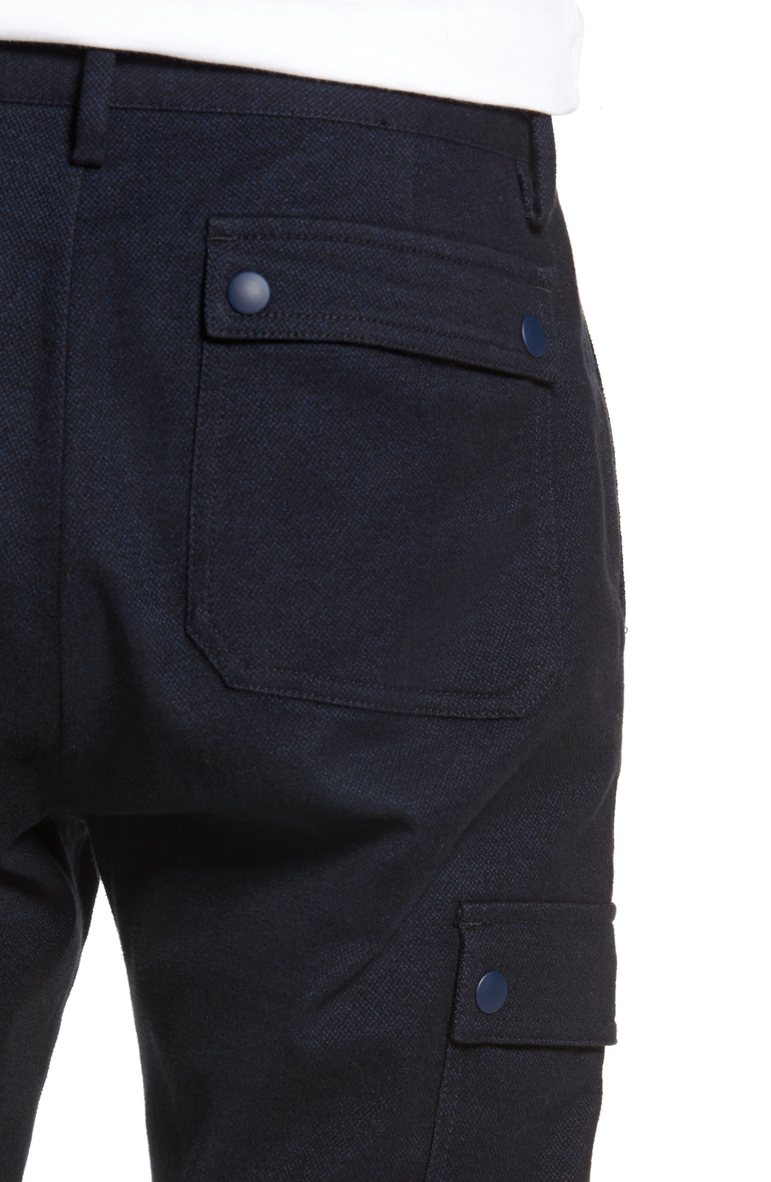 Alternate Image 4  - Zachary Prell Rainer Cargo Pants