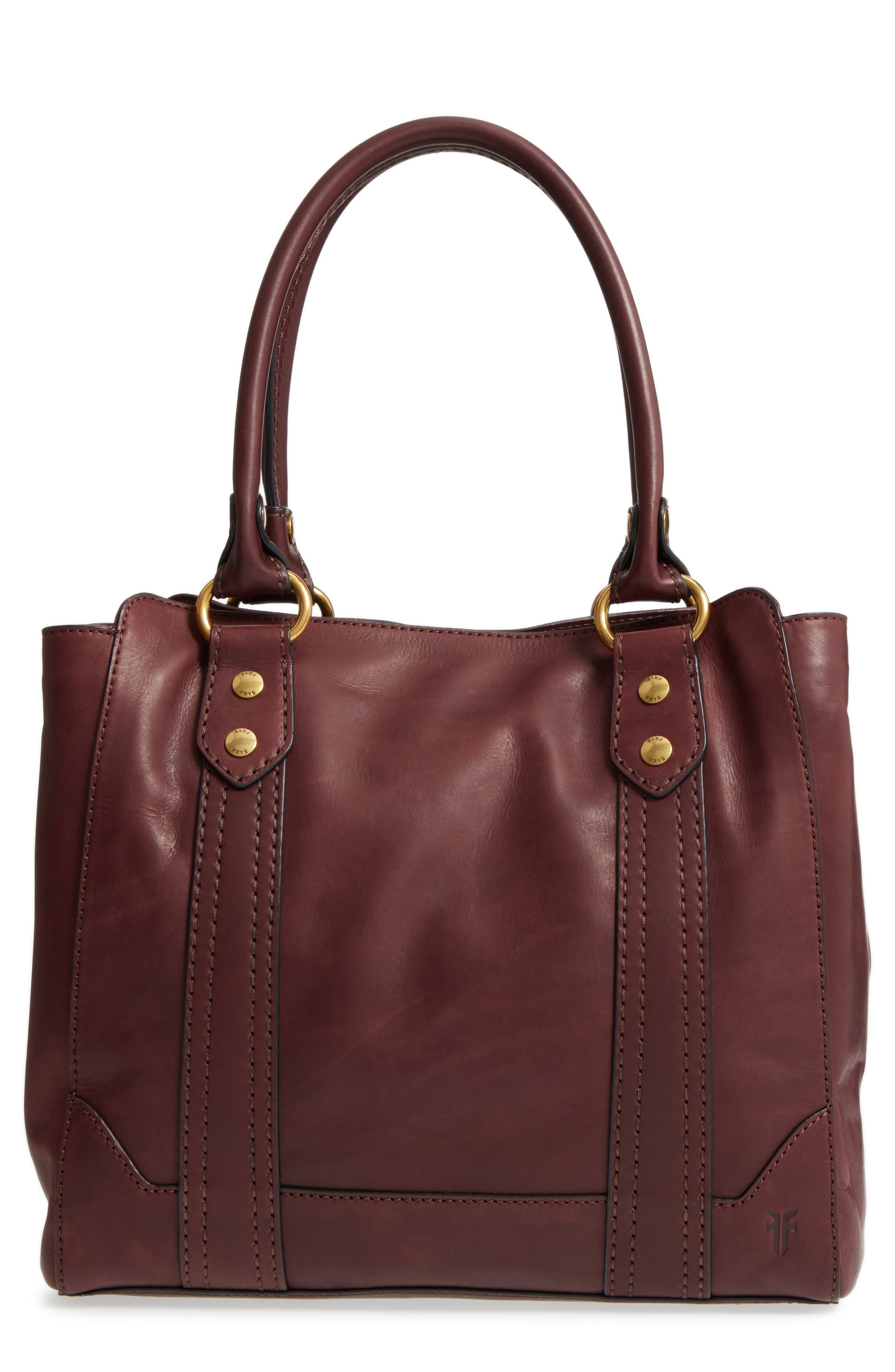 Main Image - Frye Melissa Leather Tote
