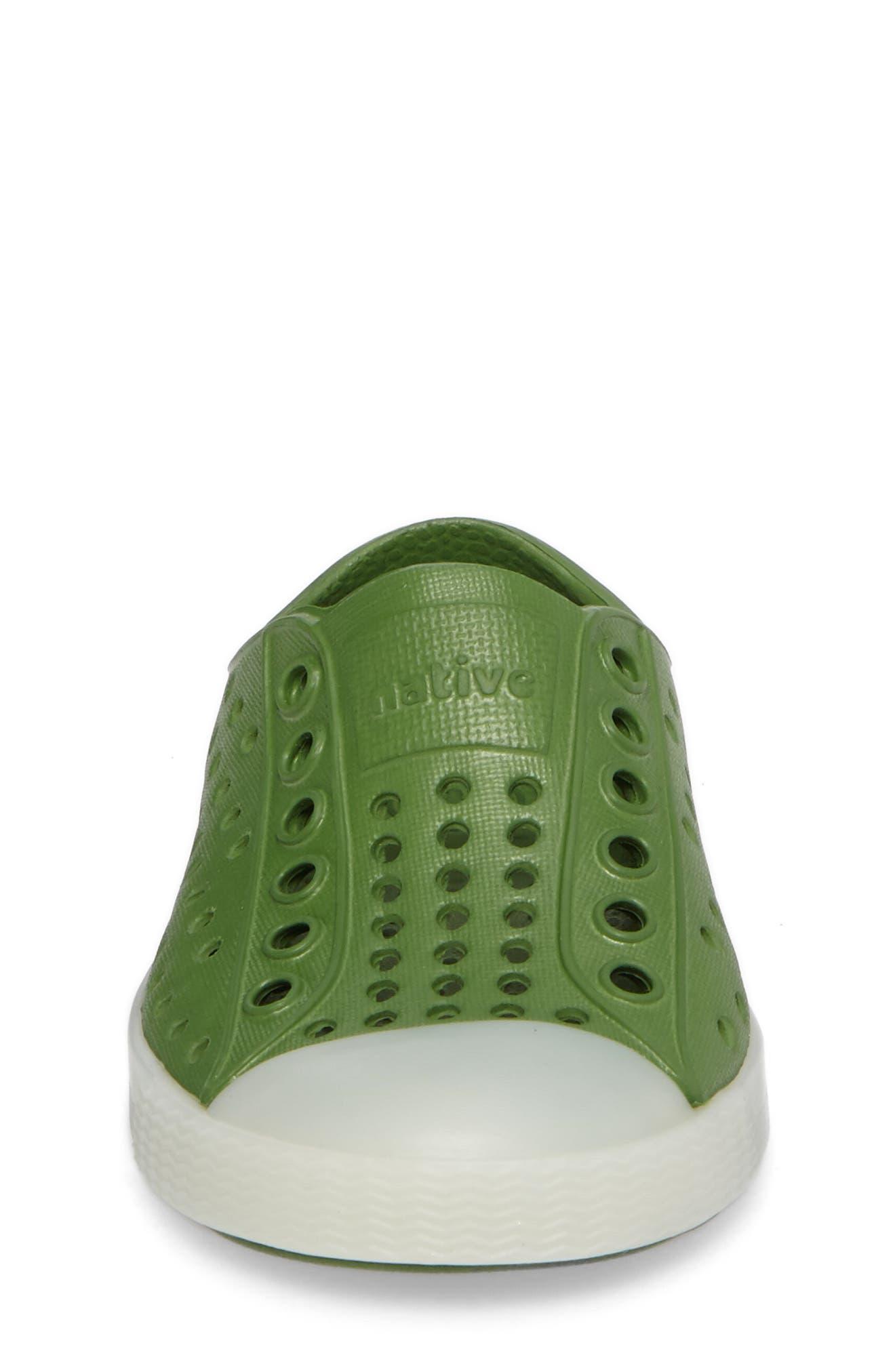 Alternate Image 4  - Native Shoes Jefferson - Glow in the Dark Sneaker (Walker, Toddler & Little Kid)