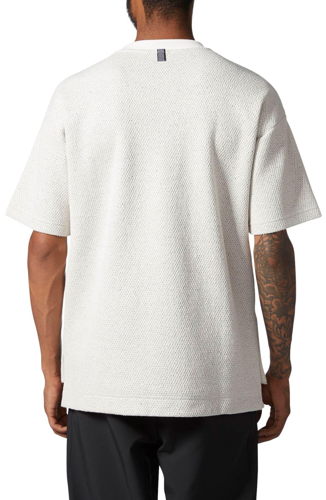 Alternate Image 2  - adidas Originals CR8 Mesh Bond T-Shirt