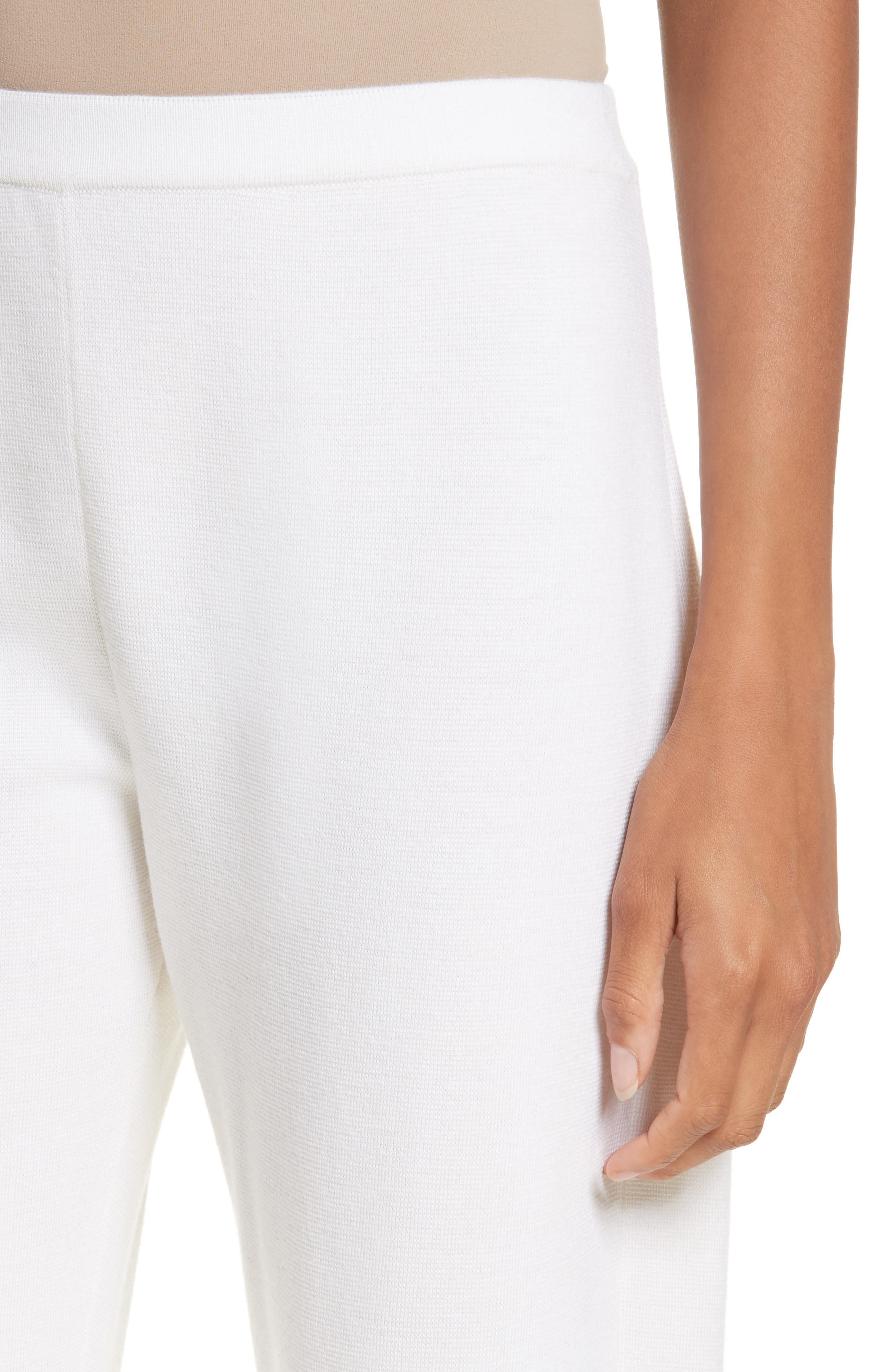 Brando Wool Wide Leg Pants,                             Alternate thumbnail 8, color,                             Silk